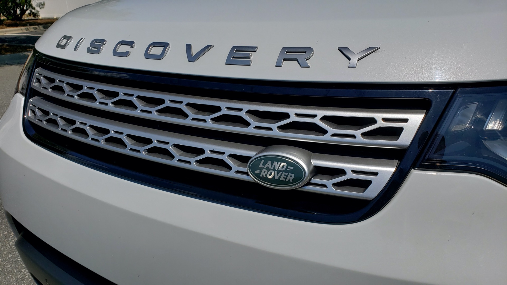 Used 2017 Land Rover DISCOVERY HSE LUXURY / SC V6 / NAV / DRIVE PRO / VISION ASSIST for sale Sold at Formula Imports in Charlotte NC 28227 30