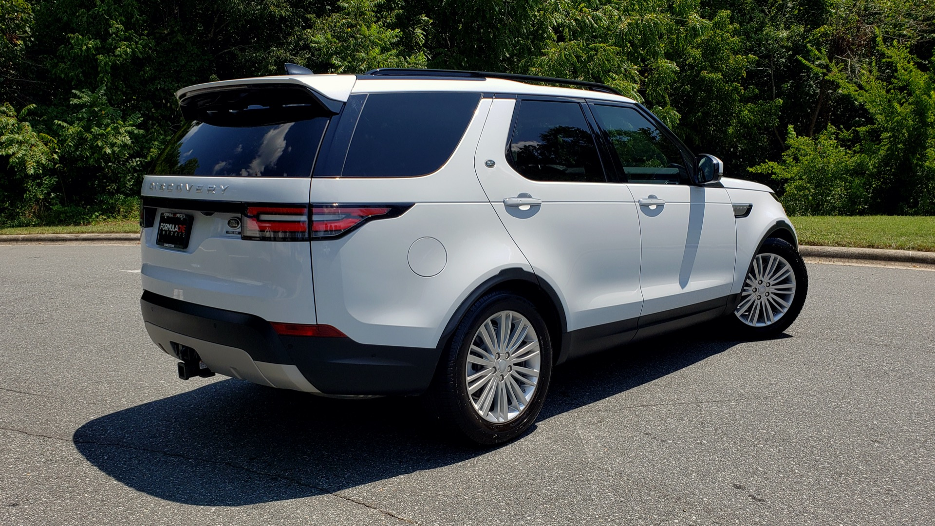 Used 2017 Land Rover DISCOVERY HSE LUXURY / SC V6 / NAV / DRIVE PRO / VISION ASSIST for sale Sold at Formula Imports in Charlotte NC 28227 6