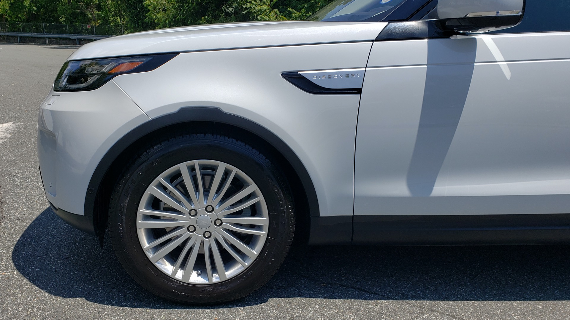 Used 2017 Land Rover DISCOVERY HSE LUXURY / SC V6 / NAV / DRIVE PRO / VISION ASSIST for sale Sold at Formula Imports in Charlotte NC 28227 87