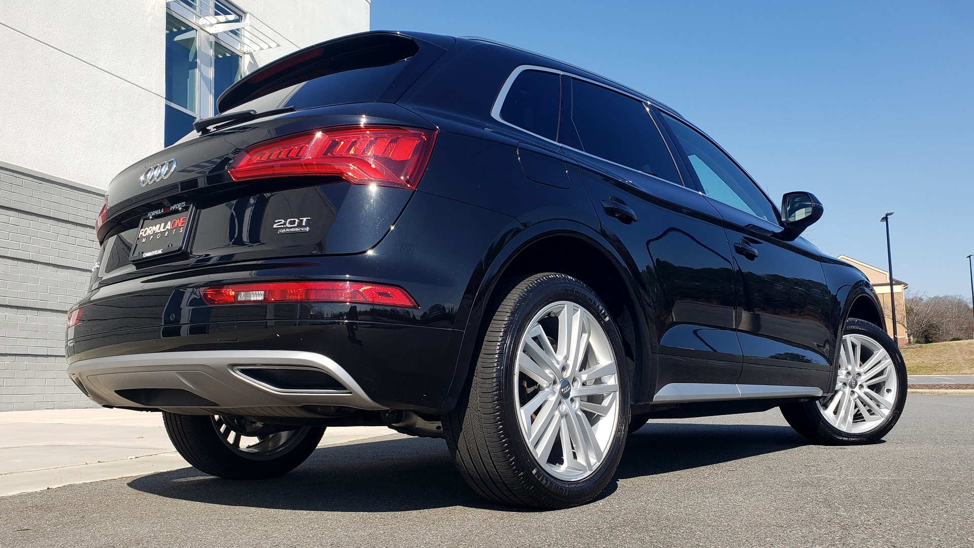 Used 2018 Audi Q5 PREMIUM PLUS / NAV / PANO-ROOF / CLD WTHR / REARVIEW for sale $30,435 at Formula Imports in Charlotte NC 28227 2