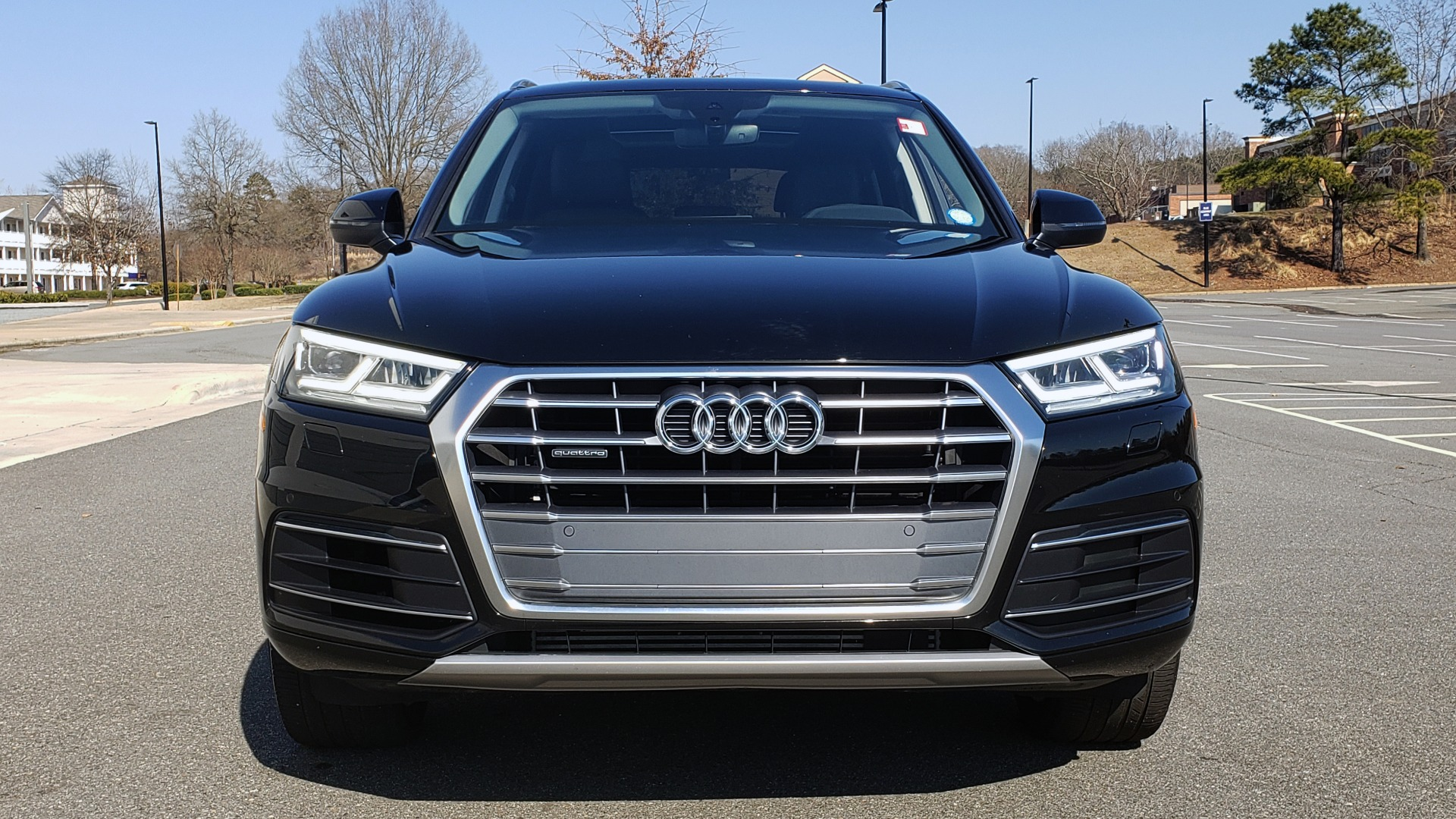 Used 2018 Audi Q5 PREMIUM PLUS / NAV / PANO-ROOF / CLD WTHR / REARVIEW for sale $30,435 at Formula Imports in Charlotte NC 28227 20