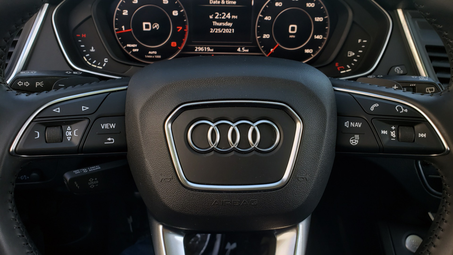 Used 2018 Audi Q5 PREMIUM PLUS / NAV / PANO-ROOF / CLD WTHR / REARVIEW for sale $30,435 at Formula Imports in Charlotte NC 28227 39