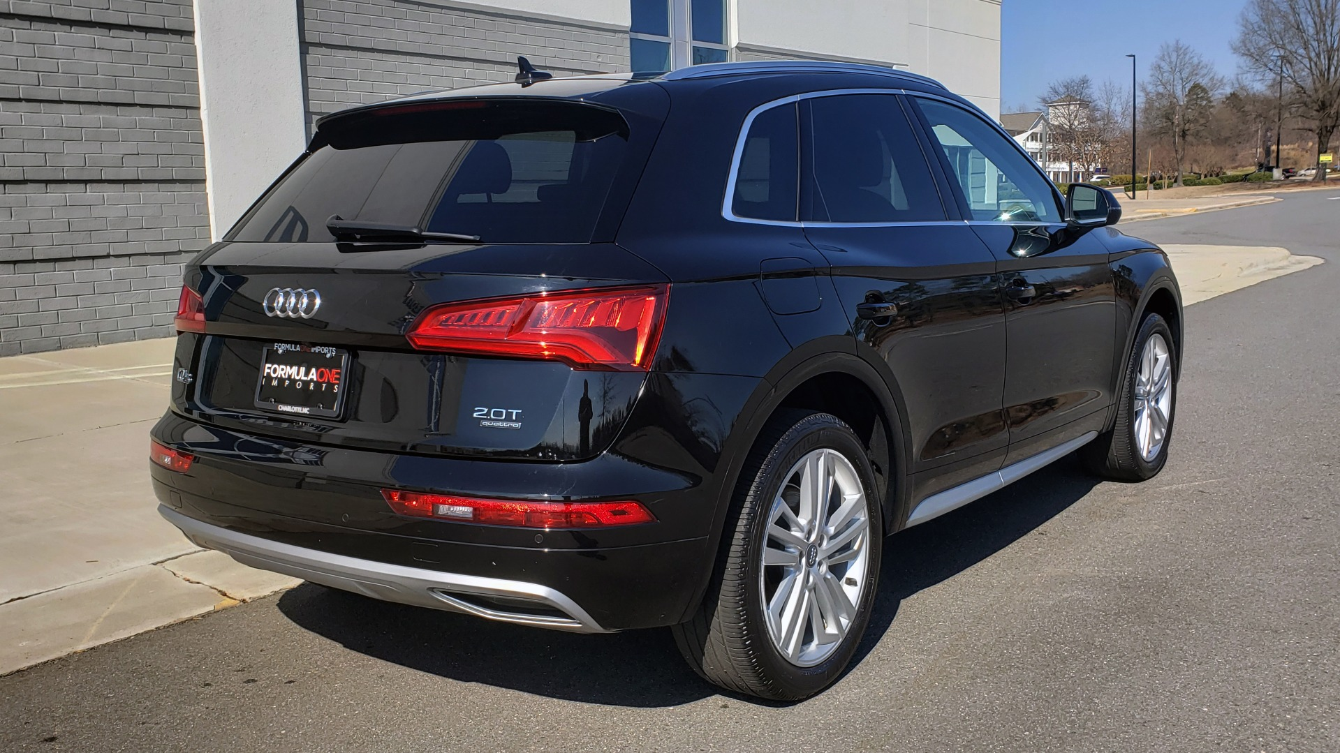 Used 2018 Audi Q5 PREMIUM PLUS / NAV / PANO-ROOF / CLD WTHR / REARVIEW for sale $30,435 at Formula Imports in Charlotte NC 28227 8