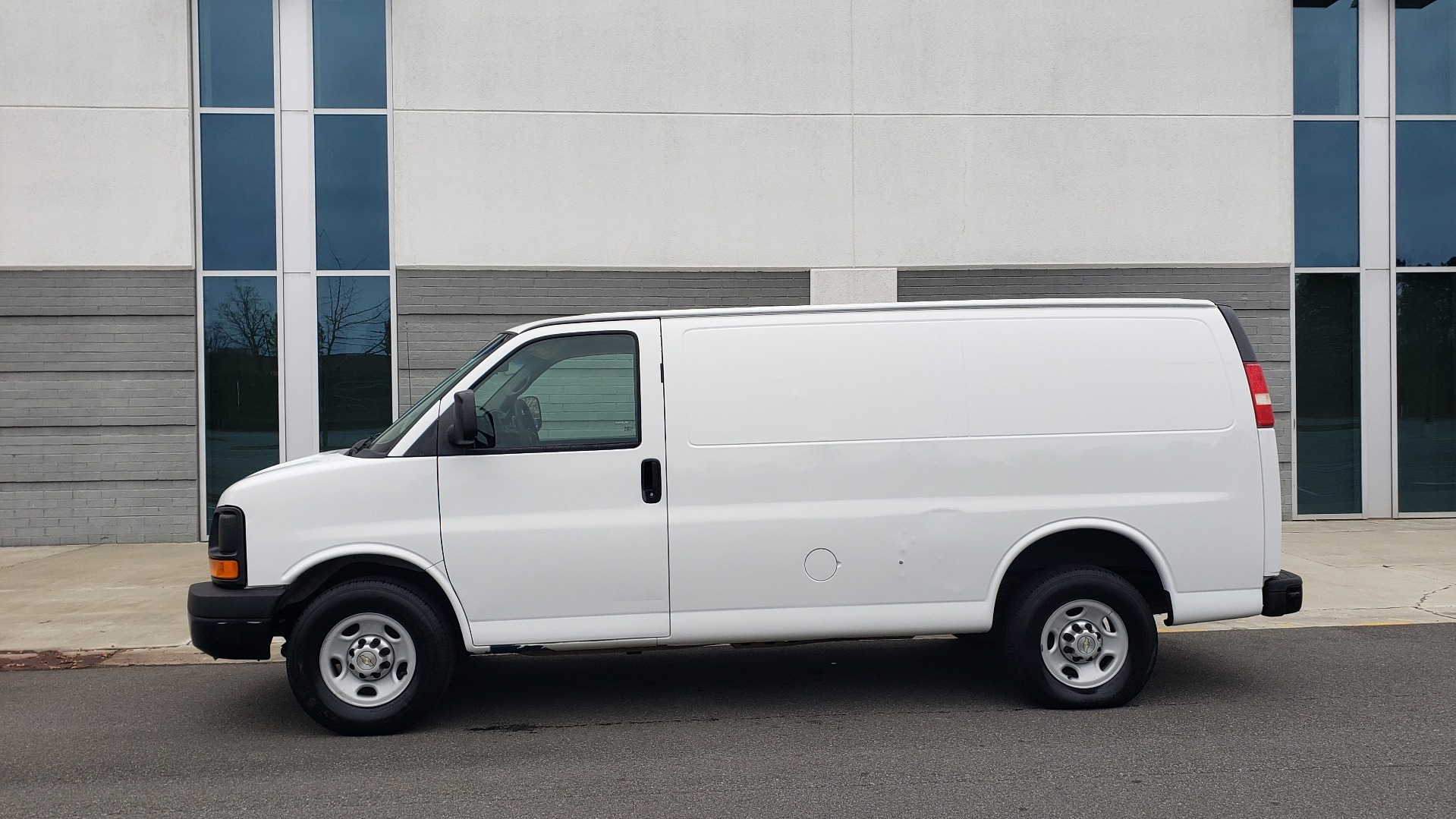 Used 2013 Chevrolet EXPRESS CARGO VAN 2500 / 135IN WB / STORAGE RACKS / RUNS GREAT for sale Sold at Formula Imports in Charlotte NC 28227 2