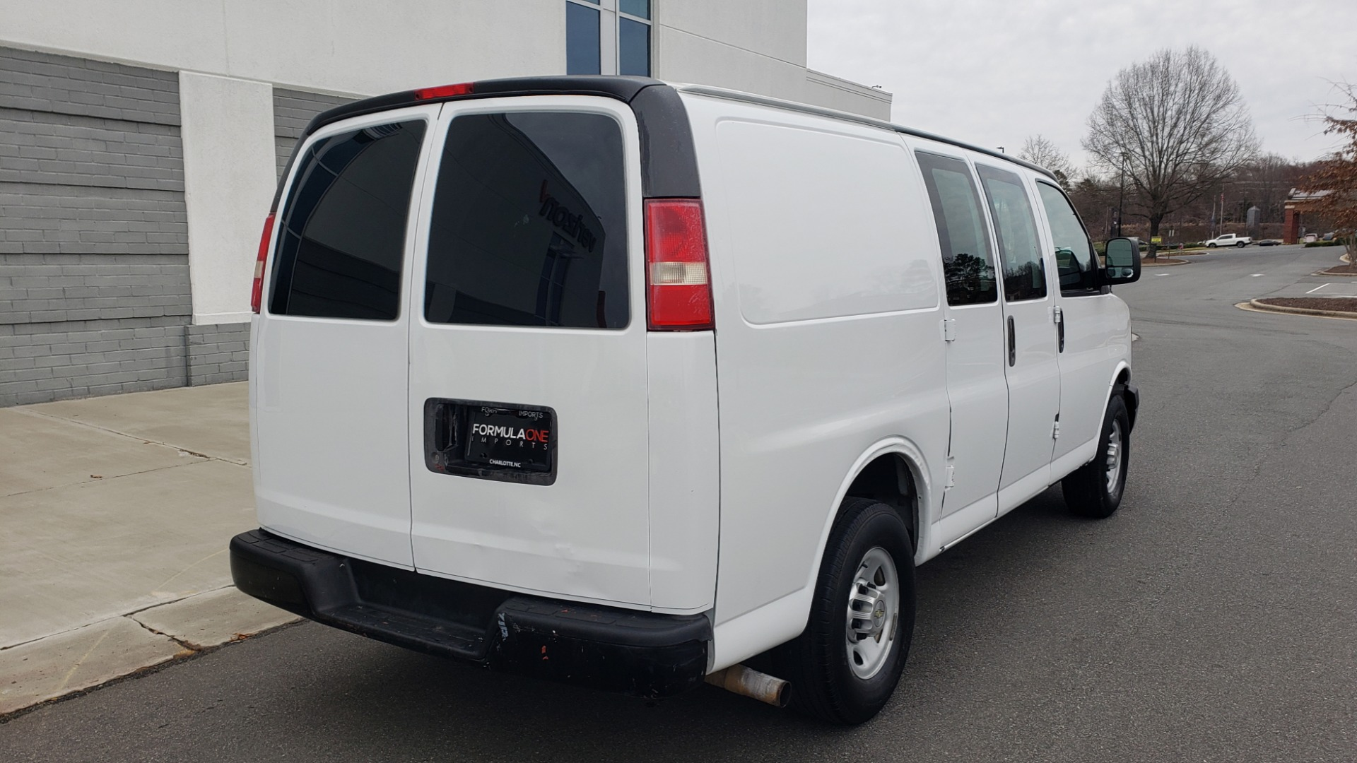 Used 2013 Chevrolet EXPRESS CARGO VAN 2500 / 135IN WB / STORAGE RACKS / RUNS GREAT for sale Sold at Formula Imports in Charlotte NC 28227 6