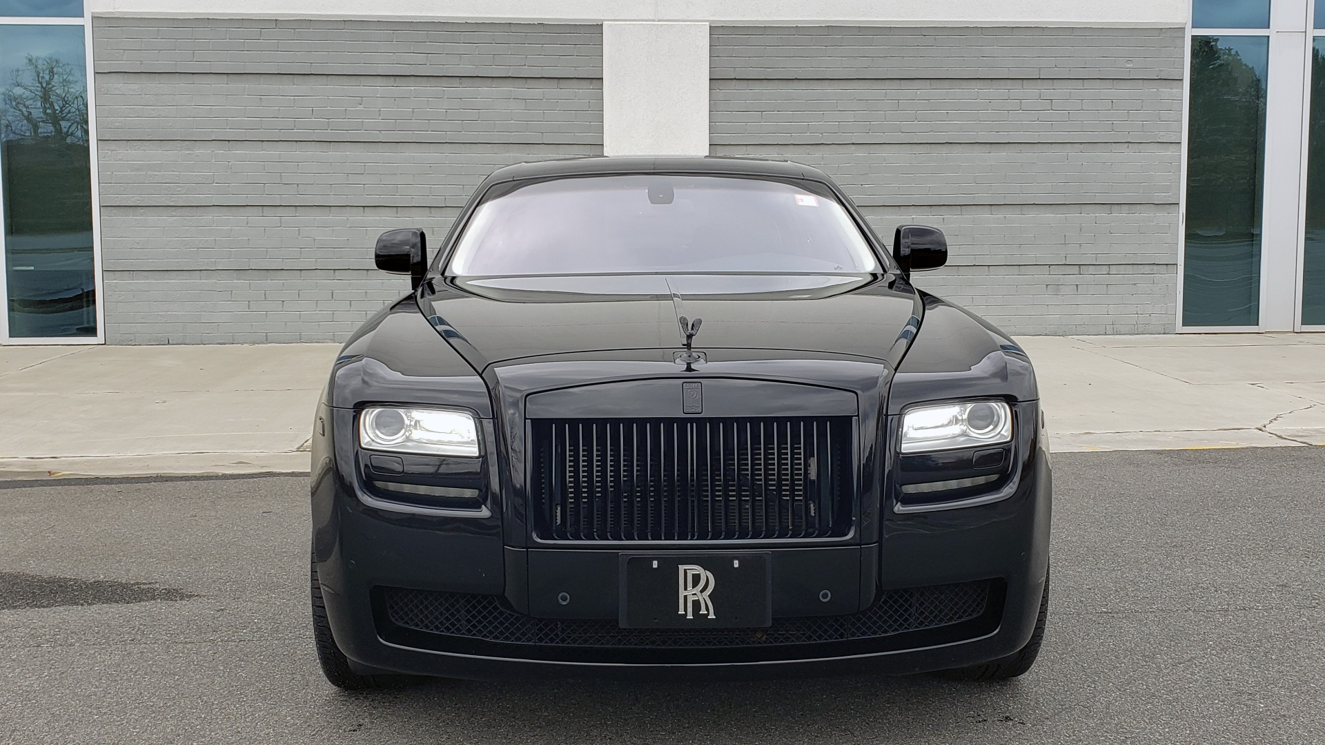 Used 2010 Rolls-Royce GHOST 6.6L TURBO V12 (563HP) / NAV / SUNROOF / SUICIDE DOORS for sale $89,000 at Formula Imports in Charlotte NC 28227 48