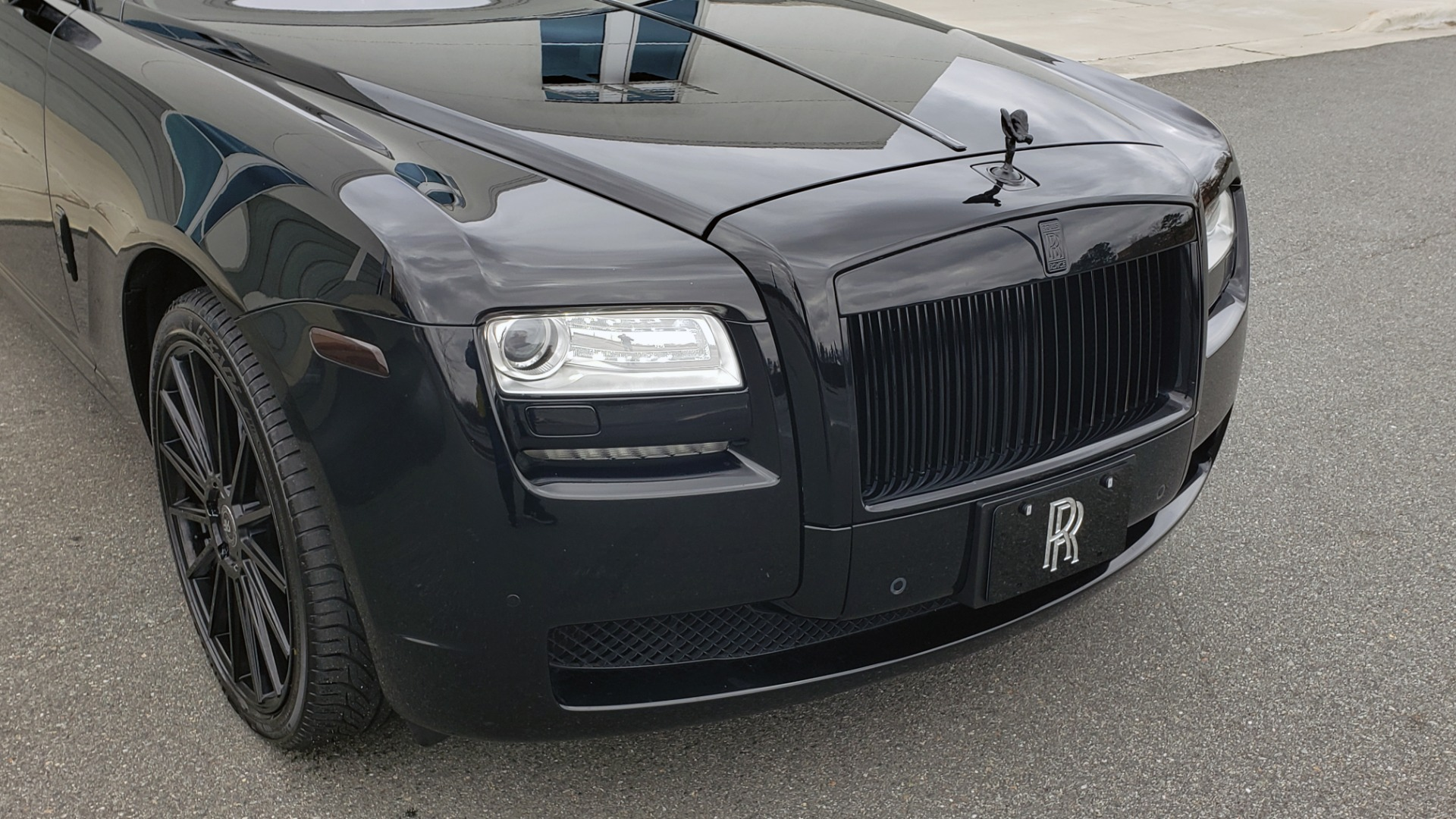 Used 2010 Rolls-Royce GHOST 6.6L TURBO V12 (563HP) / NAV / SUNROOF / SUICIDE DOORS for sale $89,000 at Formula Imports in Charlotte NC 28227 49