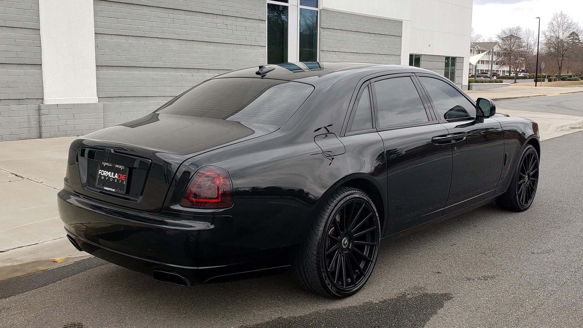 Used 2010 Rolls-Royce GHOST 6.6L TURBO V12 (563HP) / NAV / SUNROOF / SUICIDE DOORS for sale $89,000 at Formula Imports in Charlotte NC 28227 7