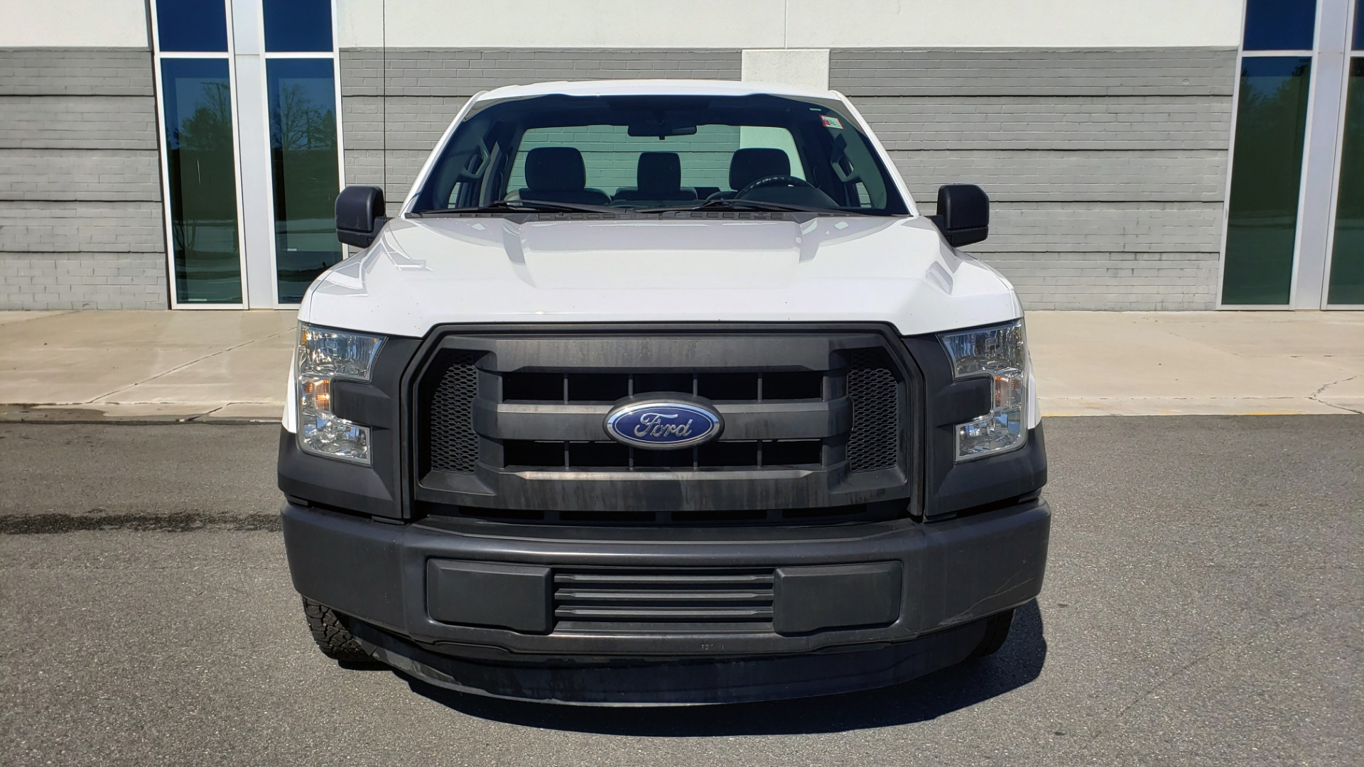 Used 2016 Ford F-150 XL / 2WD / V6 / AUTO / LONG BED / 141IN WB / WORK TRUCK for sale Sold at Formula Imports in Charlotte NC 28227 20