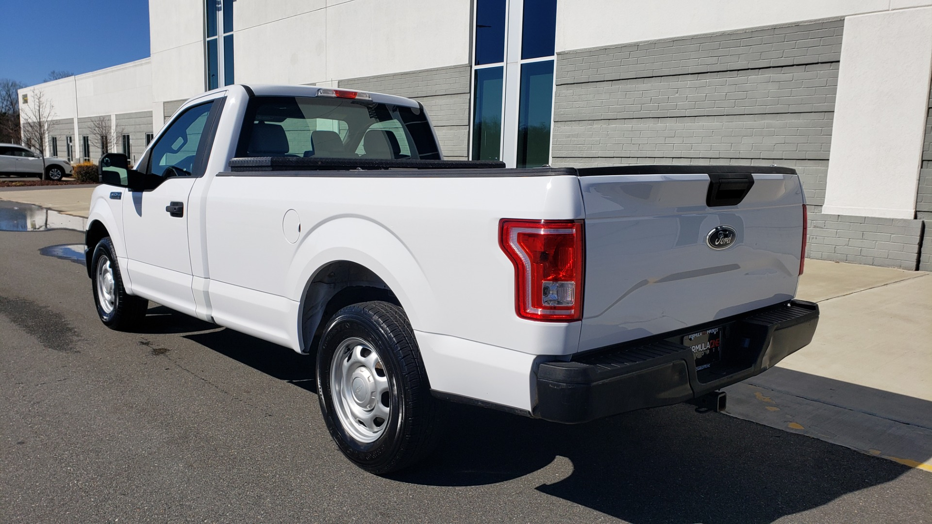 Used 2016 Ford F-150 XL / 2WD / V6 / AUTO / LONG BED / 141IN WB / WORK TRUCK for sale Call for price at Formula Imports in Charlotte NC 28227 3