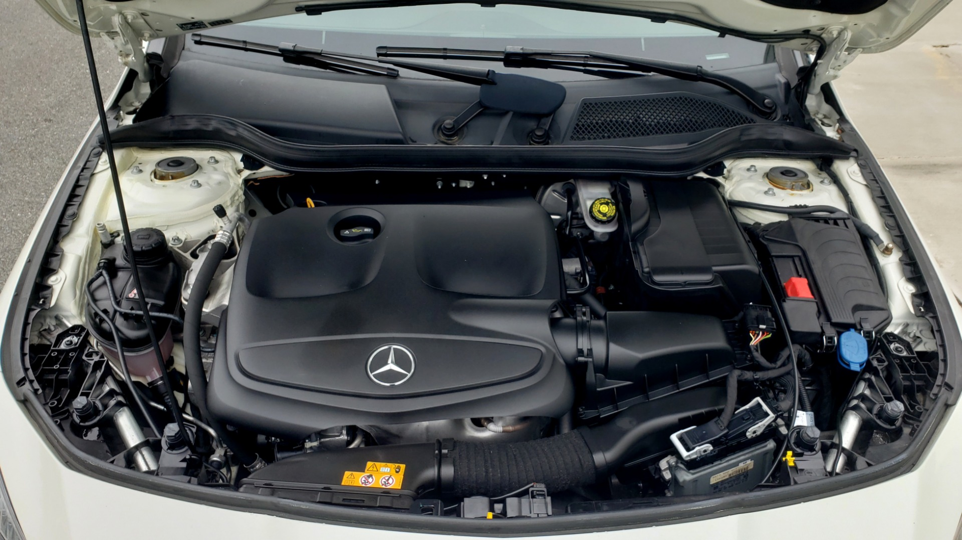 Used 2018 Mercedes-Benz CLA 250 PREMIUM / NAV / PANO-ROOF / APPLE CARPLAY / REARVIEW for sale $23,995 at Formula Imports in Charlotte NC 28227 12