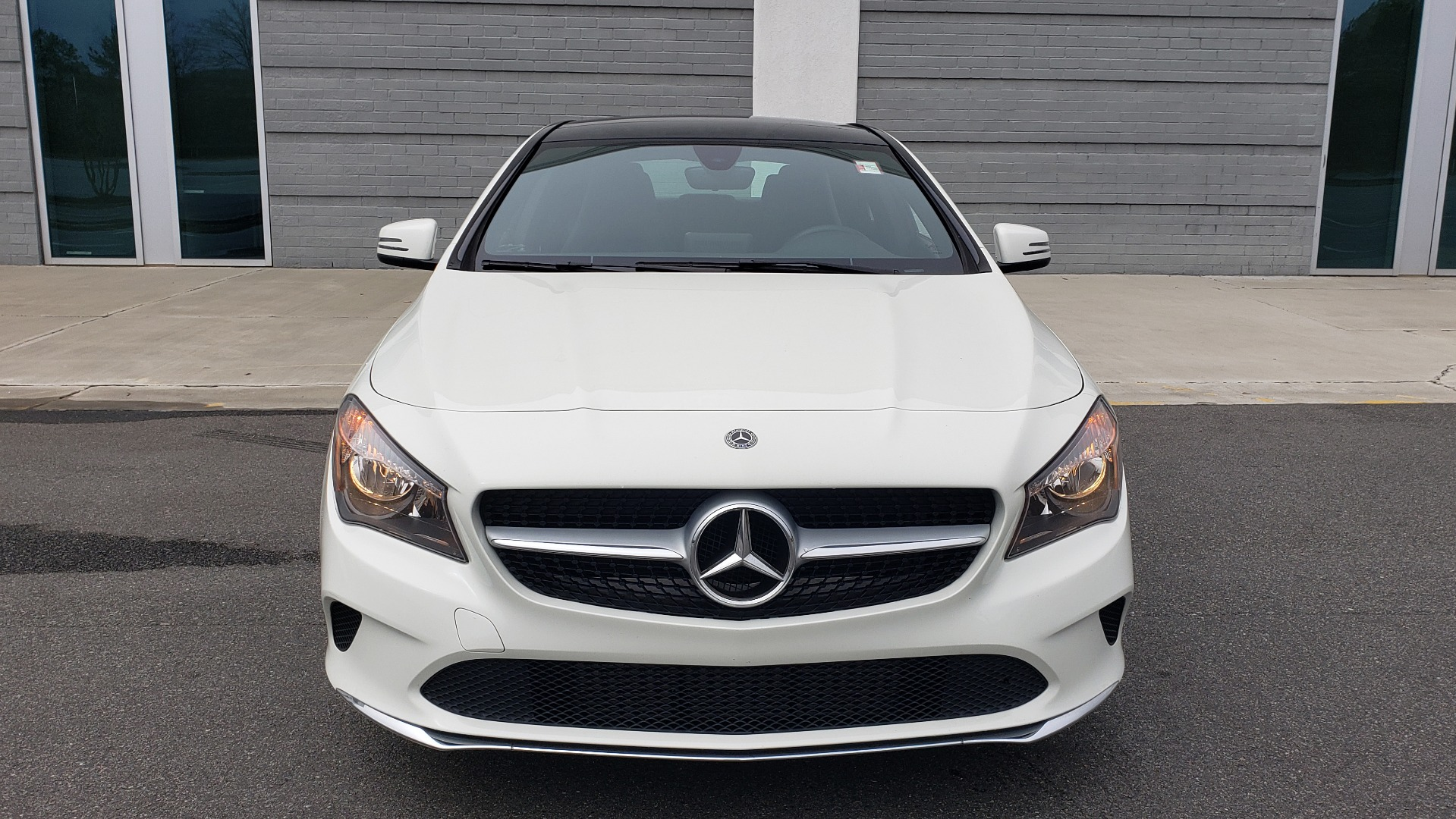 Used 2018 Mercedes-Benz CLA 250 PREMIUM / NAV / PANO-ROOF / APPLE CARPLAY / REARVIEW for sale $23,995 at Formula Imports in Charlotte NC 28227 19