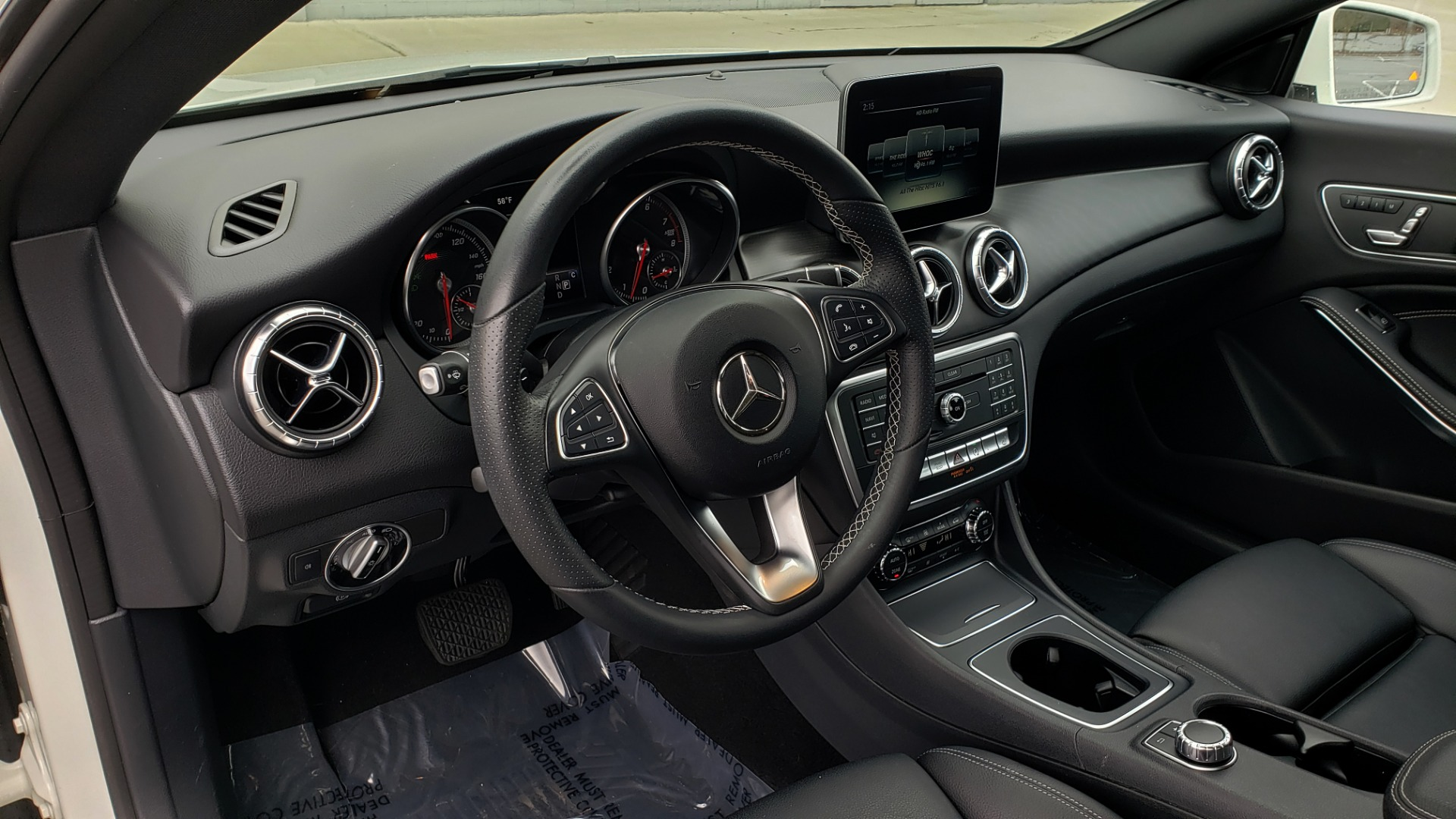 Used 2018 Mercedes-Benz CLA 250 PREMIUM / NAV / PANO-ROOF / APPLE CARPLAY / REARVIEW for sale $23,995 at Formula Imports in Charlotte NC 28227 35