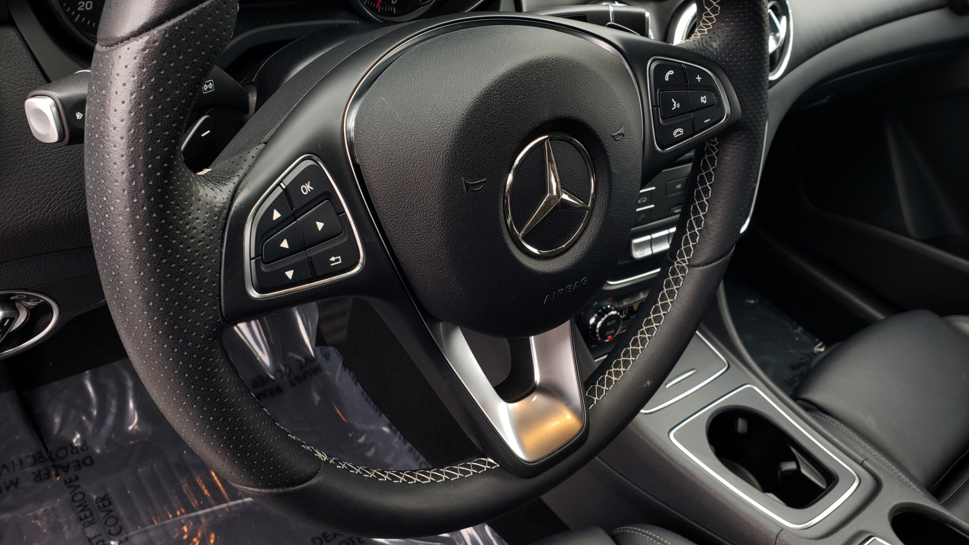 Used 2018 Mercedes-Benz CLA 250 PREMIUM / NAV / PANO-ROOF / APPLE CARPLAY / REARVIEW for sale $23,995 at Formula Imports in Charlotte NC 28227 37