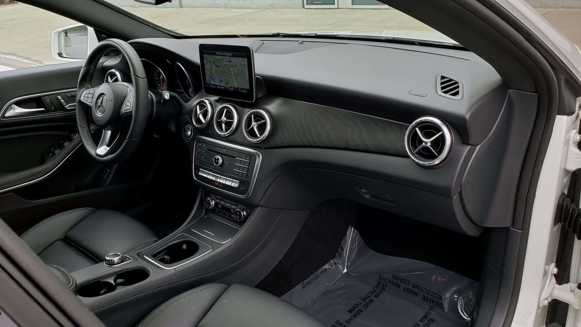 Used 2018 Mercedes-Benz CLA 250 PREMIUM / NAV / PANO-ROOF / APPLE CARPLAY / REARVIEW for sale $23,995 at Formula Imports in Charlotte NC 28227 67