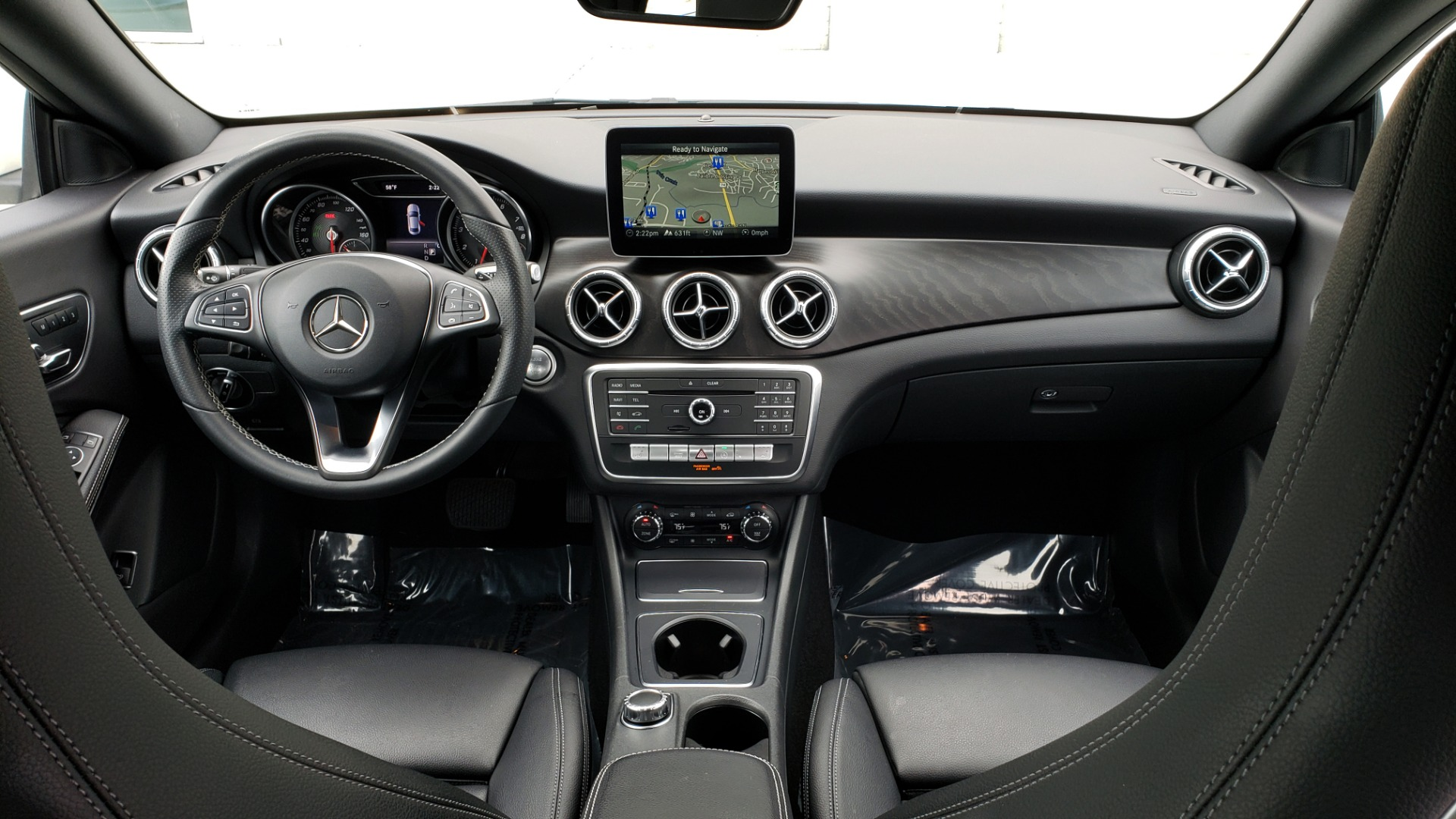 Used 2018 Mercedes-Benz CLA 250 PREMIUM / NAV / PANO-ROOF / APPLE CARPLAY / REARVIEW for sale $23,995 at Formula Imports in Charlotte NC 28227 78