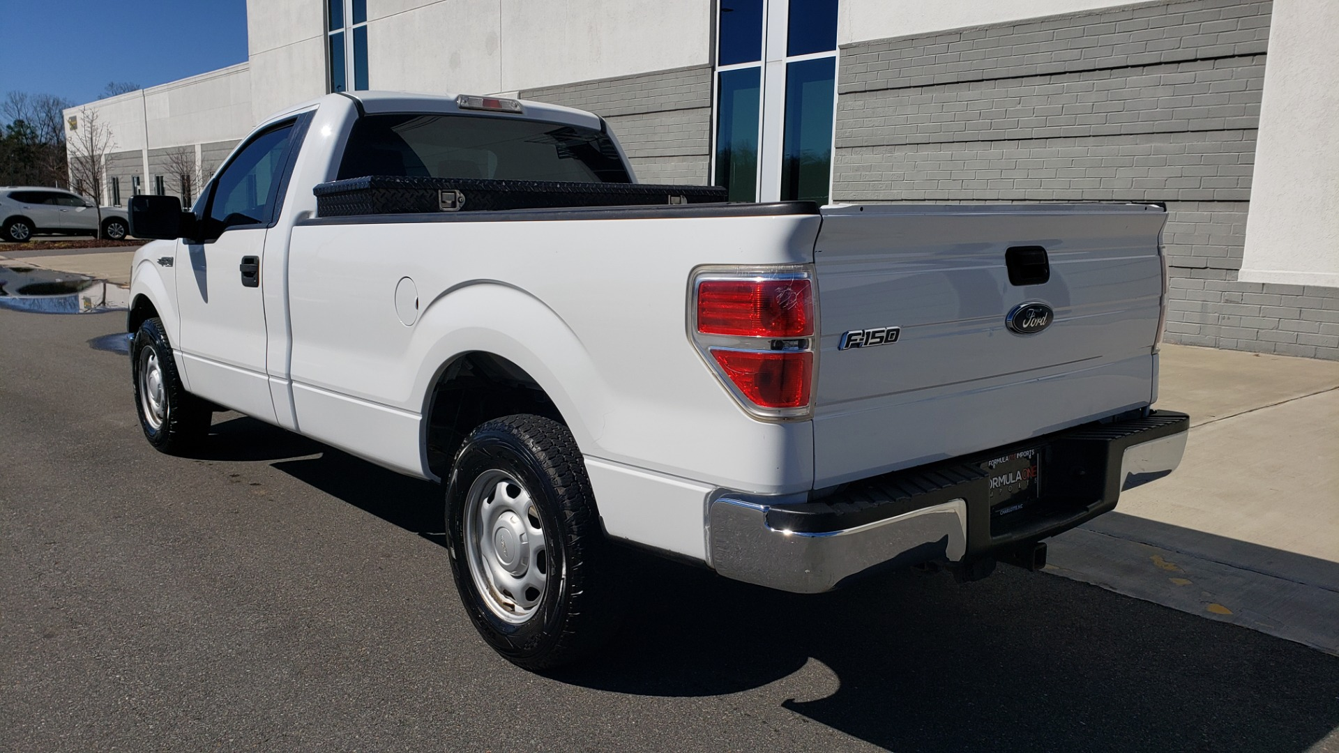 Used 2013 Ford F-150 XL / 2WD / V6 / AUTO / LONG BED / 145IN WB / WORK TRUCK for sale Call for price at Formula Imports in Charlotte NC 28227 6