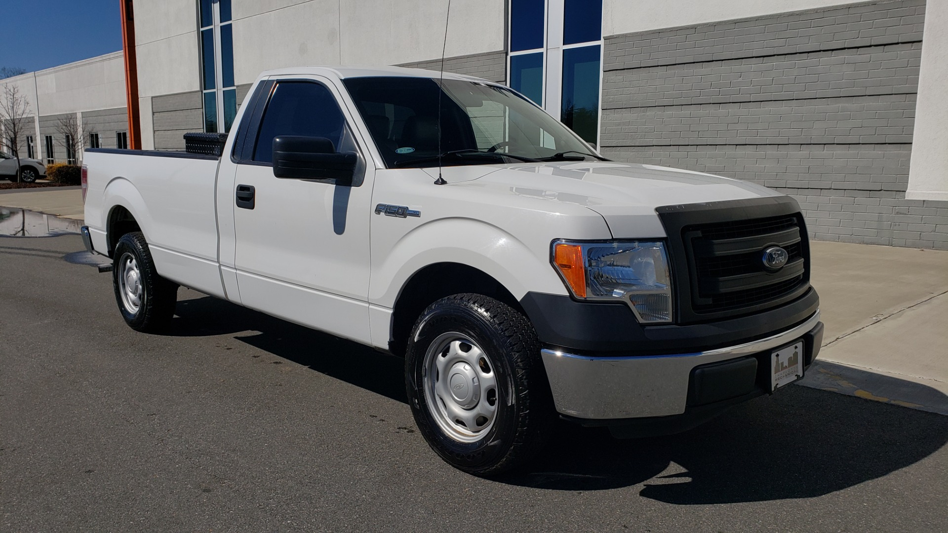 Used 2013 Ford F-150 XL / 2WD / V6 / AUTO / LONG BED / 145IN WB / WORK TRUCK for sale Call for price at Formula Imports in Charlotte NC 28227 7