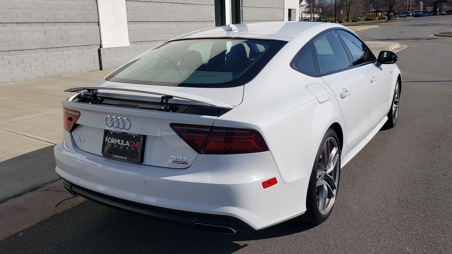 Used 2017 Audi A7 COMPETITION PRESTIGE 3.0T / NAV / DRVR ASST / ADAPT CRUISE for sale $41,995 at Formula Imports in Charlotte NC 28227 2