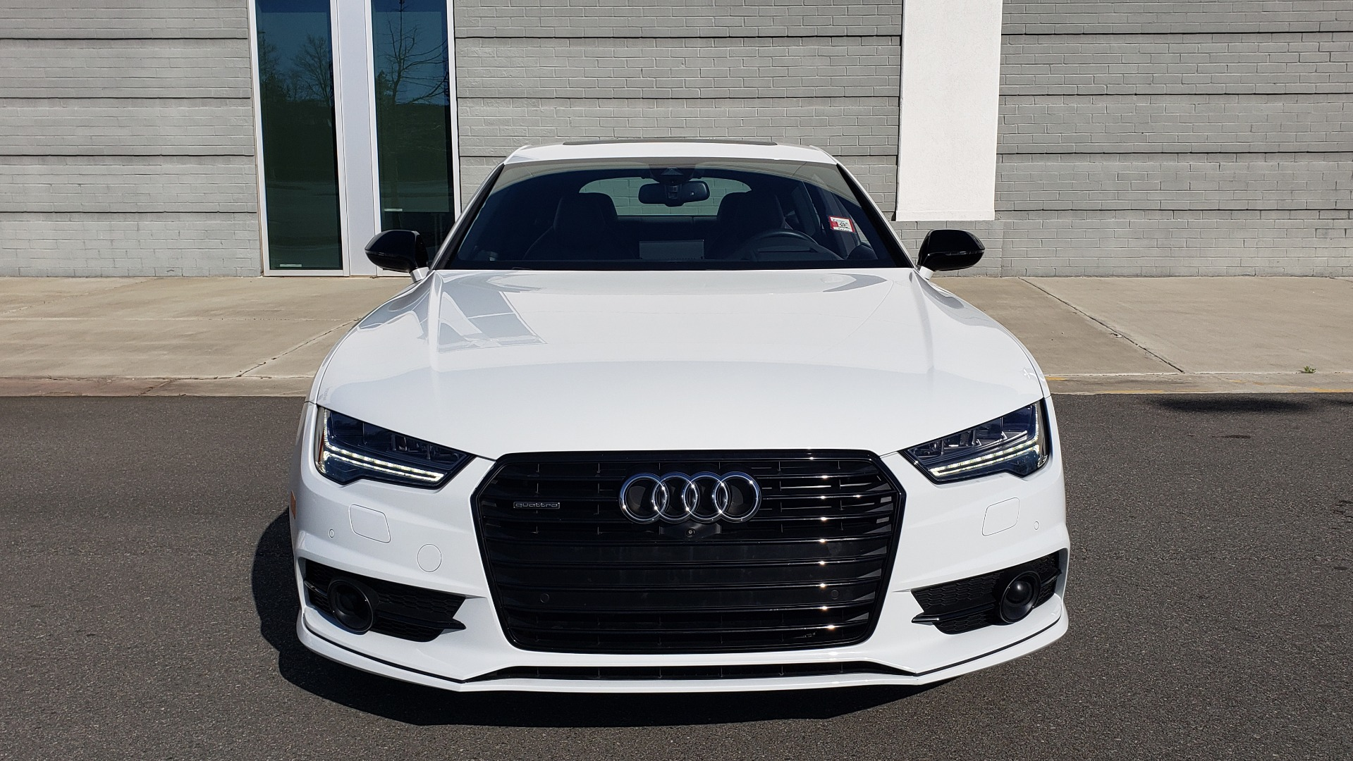 Used 2017 Audi A7 COMPETITION PRESTIGE 3.0T / NAV / DRVR ASST / ADAPT CRUISE for sale $41,995 at Formula Imports in Charlotte NC 28227 23