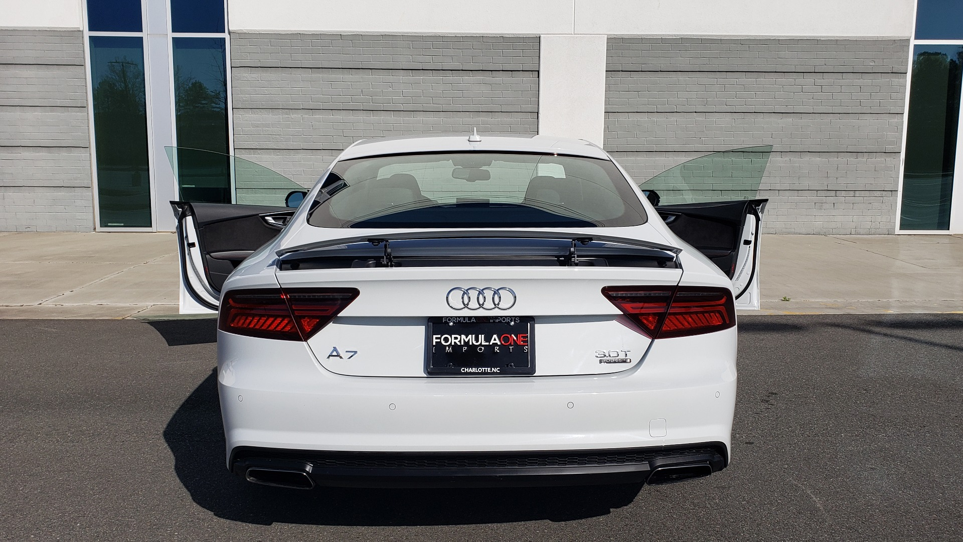 Used 2017 Audi A7 COMPETITION PRESTIGE 3.0T / NAV / DRVR ASST / ADAPT CRUISE for sale $41,995 at Formula Imports in Charlotte NC 28227 29
