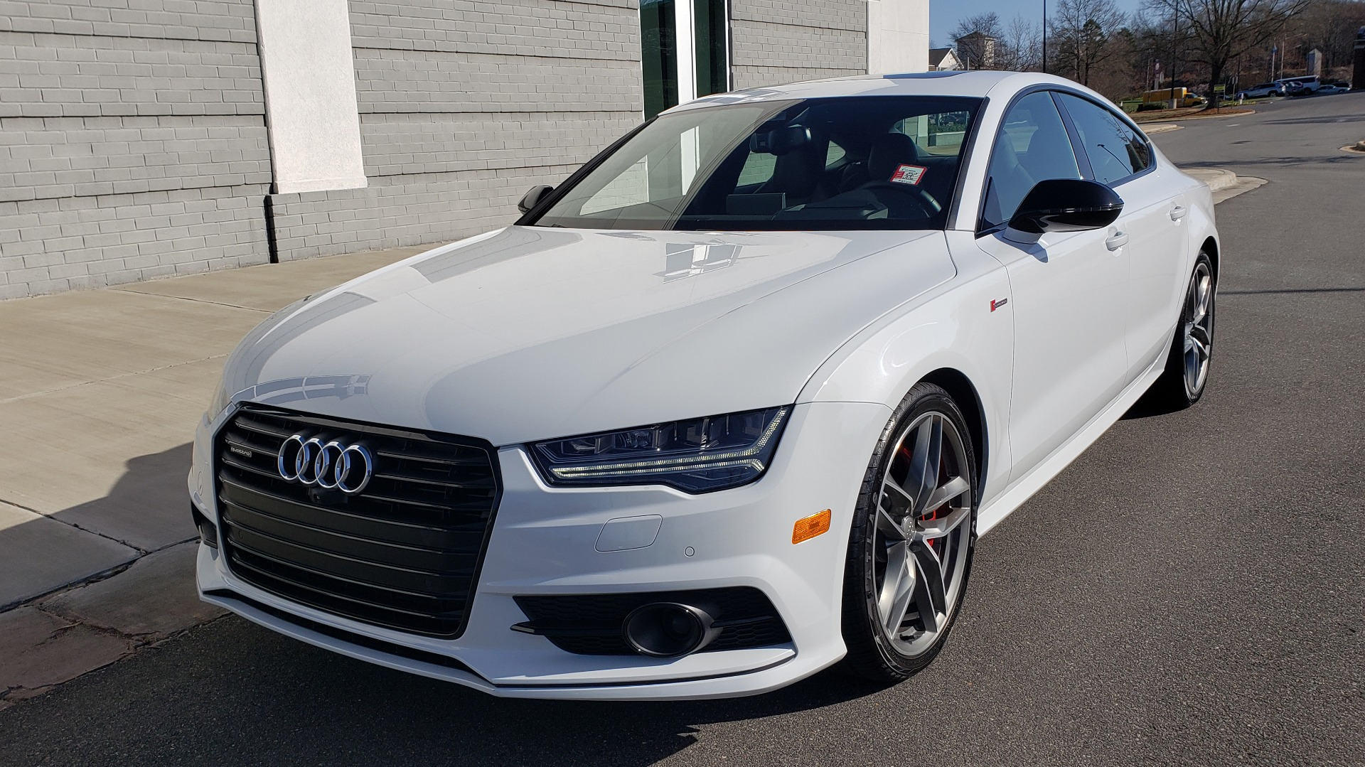 Used 2017 Audi A7 COMPETITION PRESTIGE 3.0T / NAV / DRVR ASST / ADAPT CRUISE for sale $41,995 at Formula Imports in Charlotte NC 28227 3