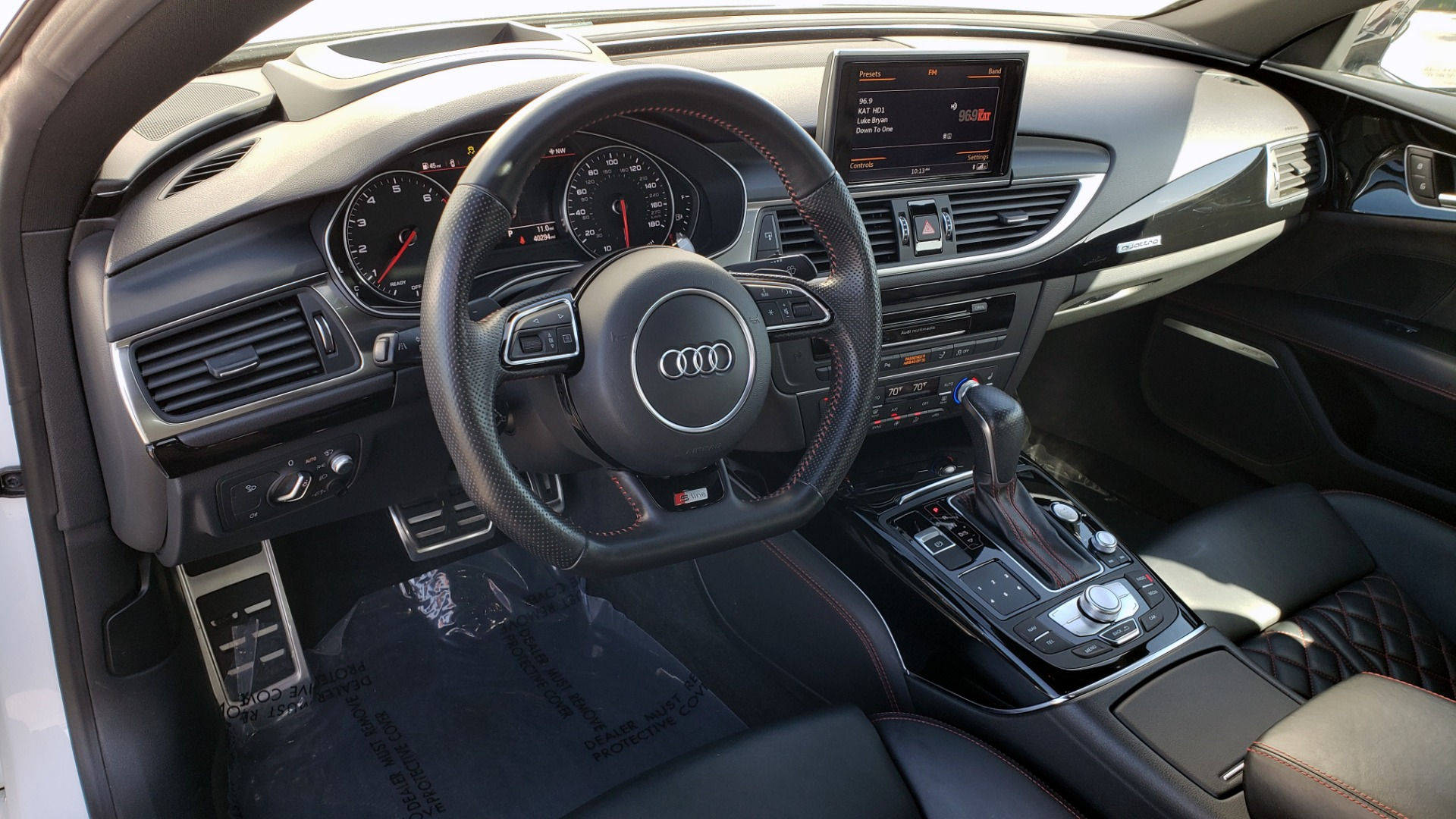 Used 2017 Audi A7 COMPETITION PRESTIGE 3.0T / NAV / DRVR ASST / ADAPT CRUISE for sale $41,995 at Formula Imports in Charlotte NC 28227 35