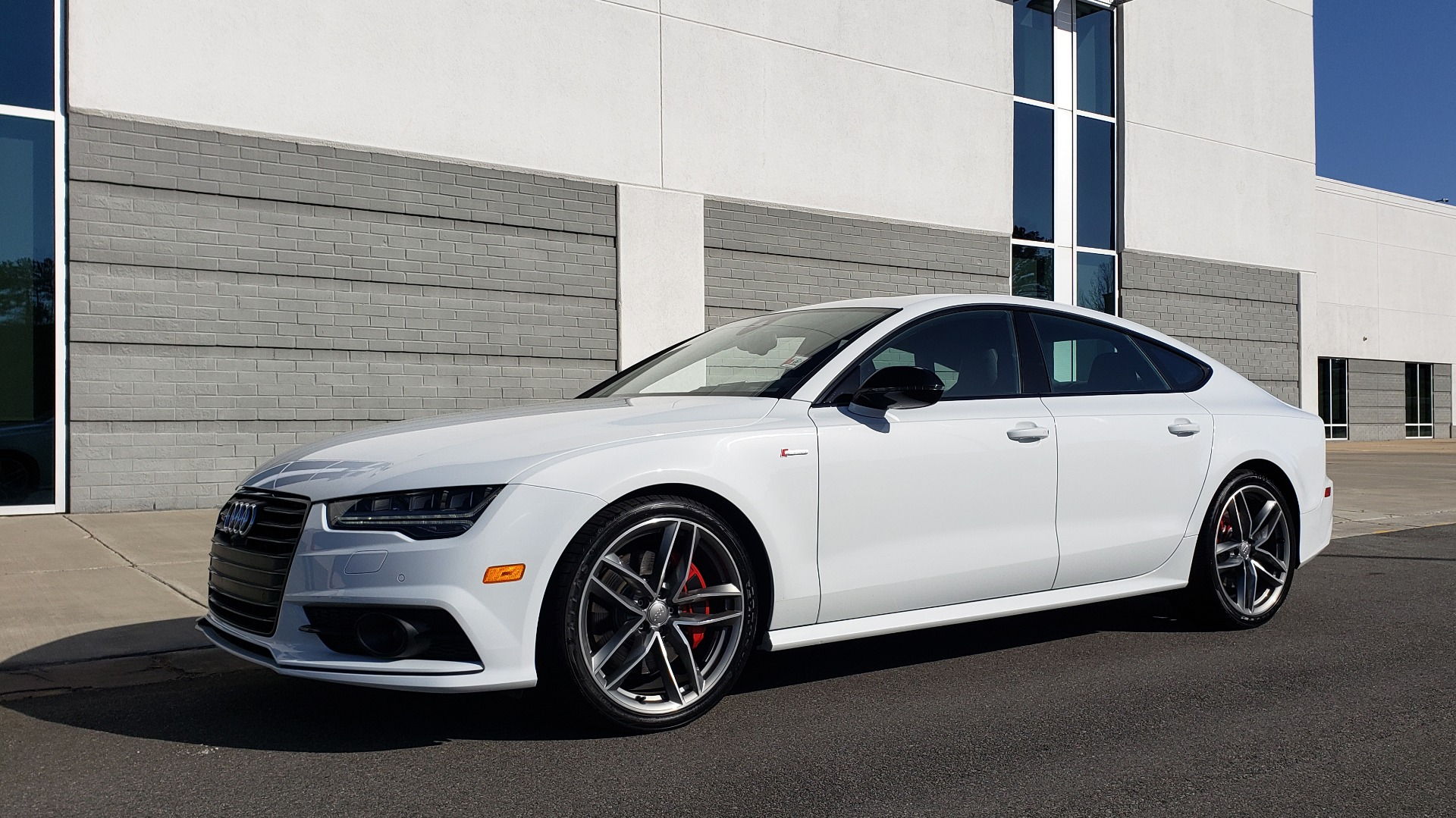 Used 2017 Audi A7 COMPETITION PRESTIGE 3.0T / NAV / DRVR ASST / ADAPT CRUISE for sale $41,995 at Formula Imports in Charlotte NC 28227 4