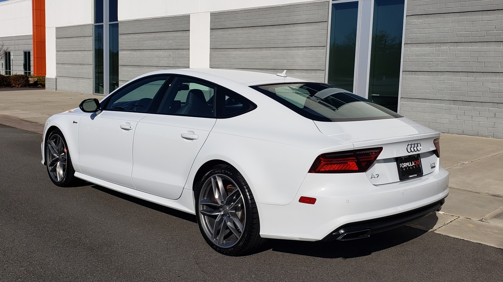 Used 2017 Audi A7 COMPETITION PRESTIGE 3.0T / NAV / DRVR ASST / ADAPT CRUISE for sale $41,995 at Formula Imports in Charlotte NC 28227 6