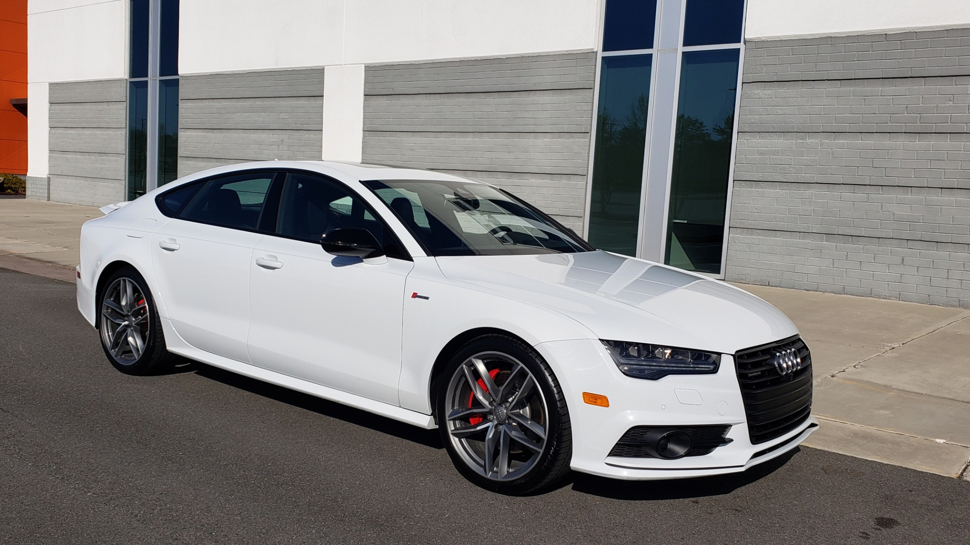 Used 2017 Audi A7 COMPETITION PRESTIGE 3.0T / NAV / DRVR ASST / ADAPT CRUISE for sale $41,995 at Formula Imports in Charlotte NC 28227 7
