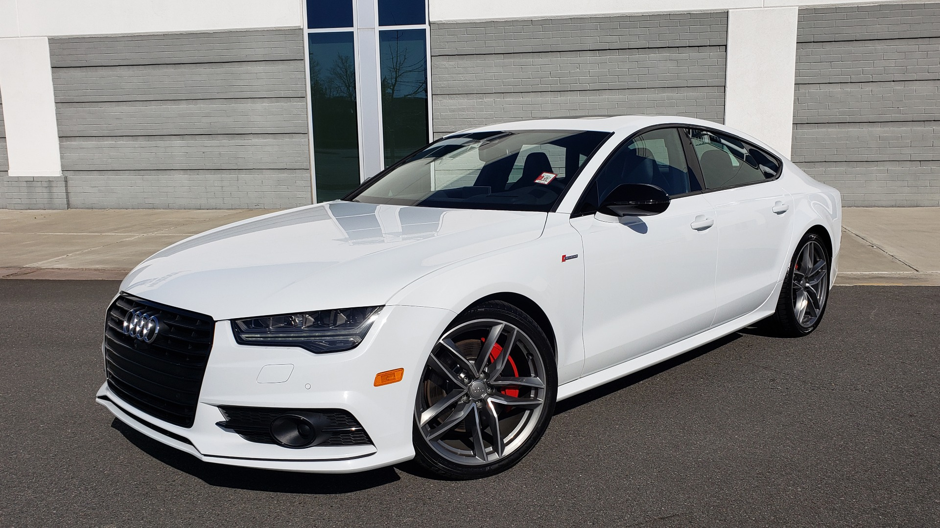 Used 2017 Audi A7 COMPETITION PRESTIGE 3.0T / NAV / DRVR ASST / ADAPT CRUISE for sale $41,995 at Formula Imports in Charlotte NC 28227 1