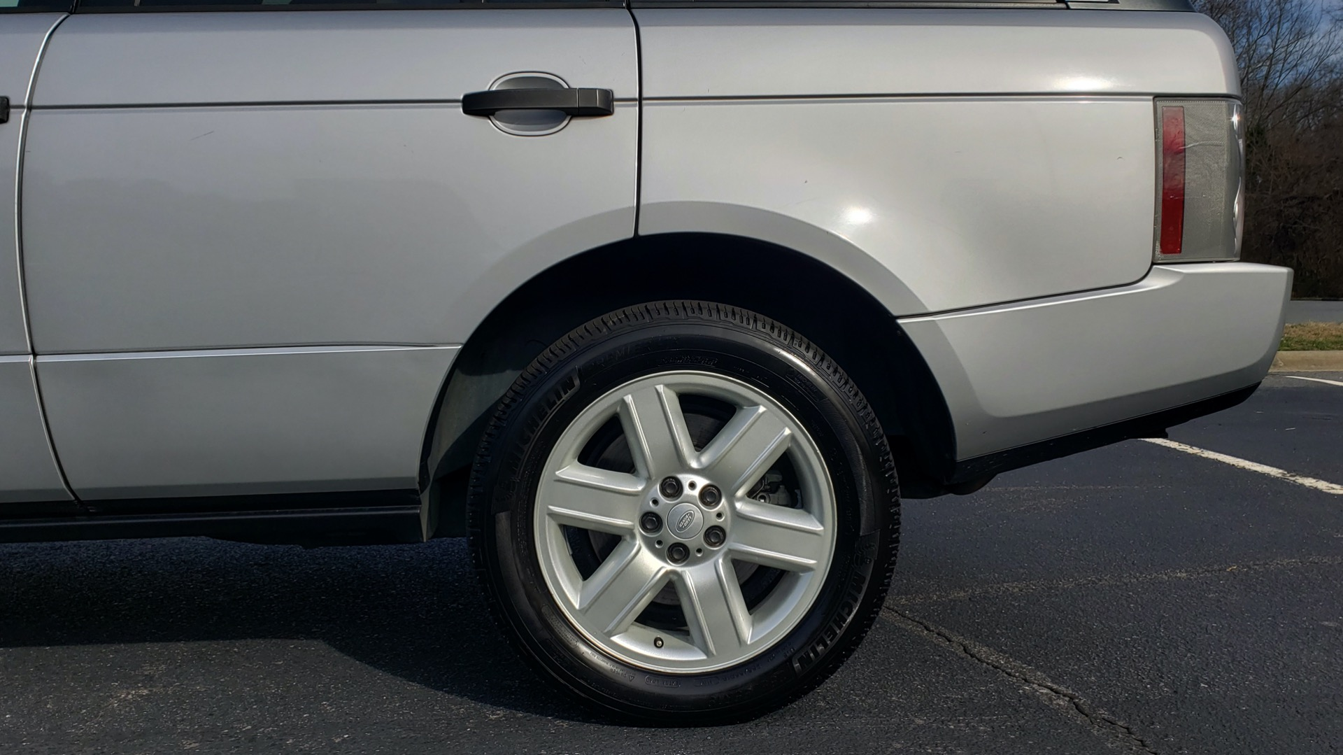 Used 2005 Land Rover RANGE ROVER HSE / V8 / NAV / SUNROOF / HTD STS / HTD STRNG WHL for sale Sold at Formula Imports in Charlotte NC 28227 76