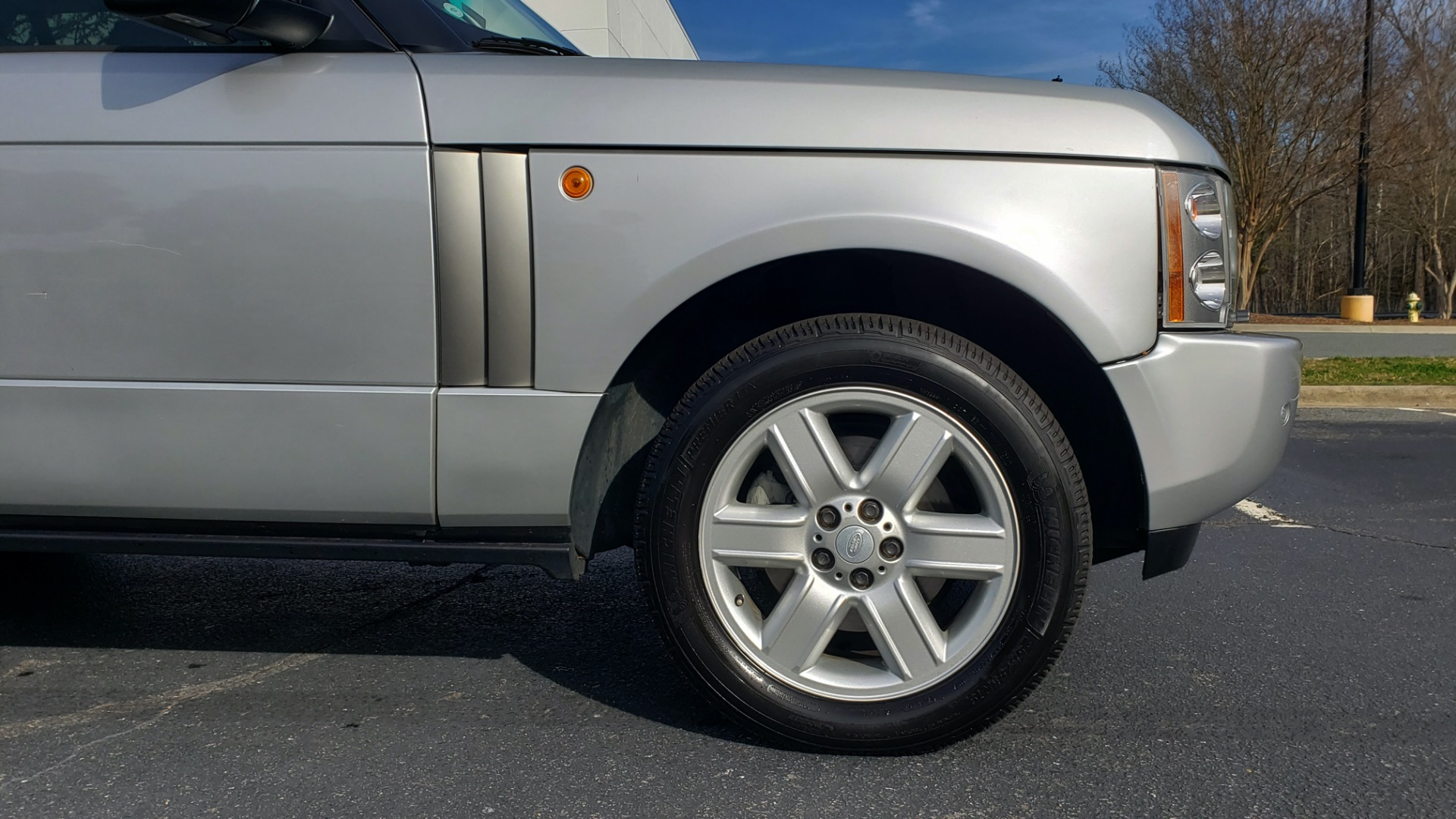 Used 2005 Land Rover RANGE ROVER HSE / V8 / NAV / SUNROOF / HTD STS / HTD STRNG WHL for sale Sold at Formula Imports in Charlotte NC 28227 78