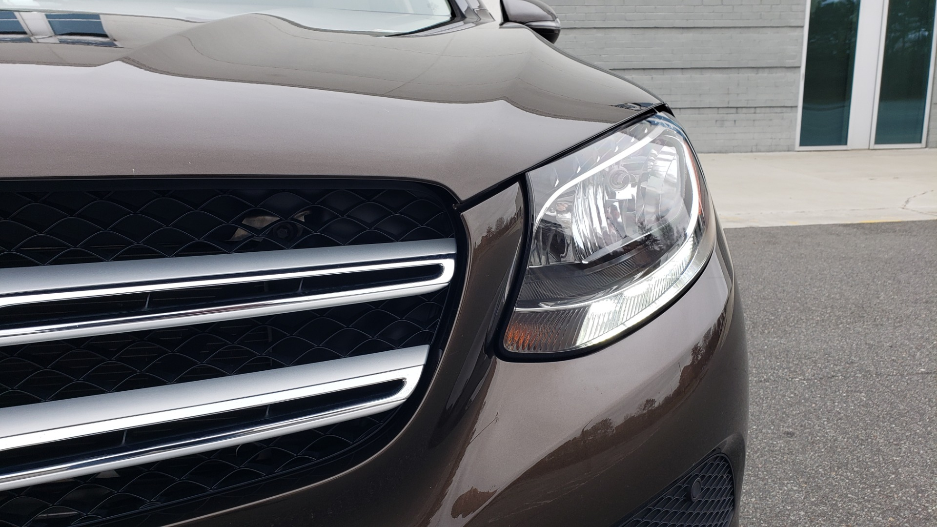 Used 2018 Mercedes-Benz GLC 300 4MATIC / PREM PKG / MULTIMEDIA / PANO-ROOF / BURMESTER for sale $33,995 at Formula Imports in Charlotte NC 28227 20