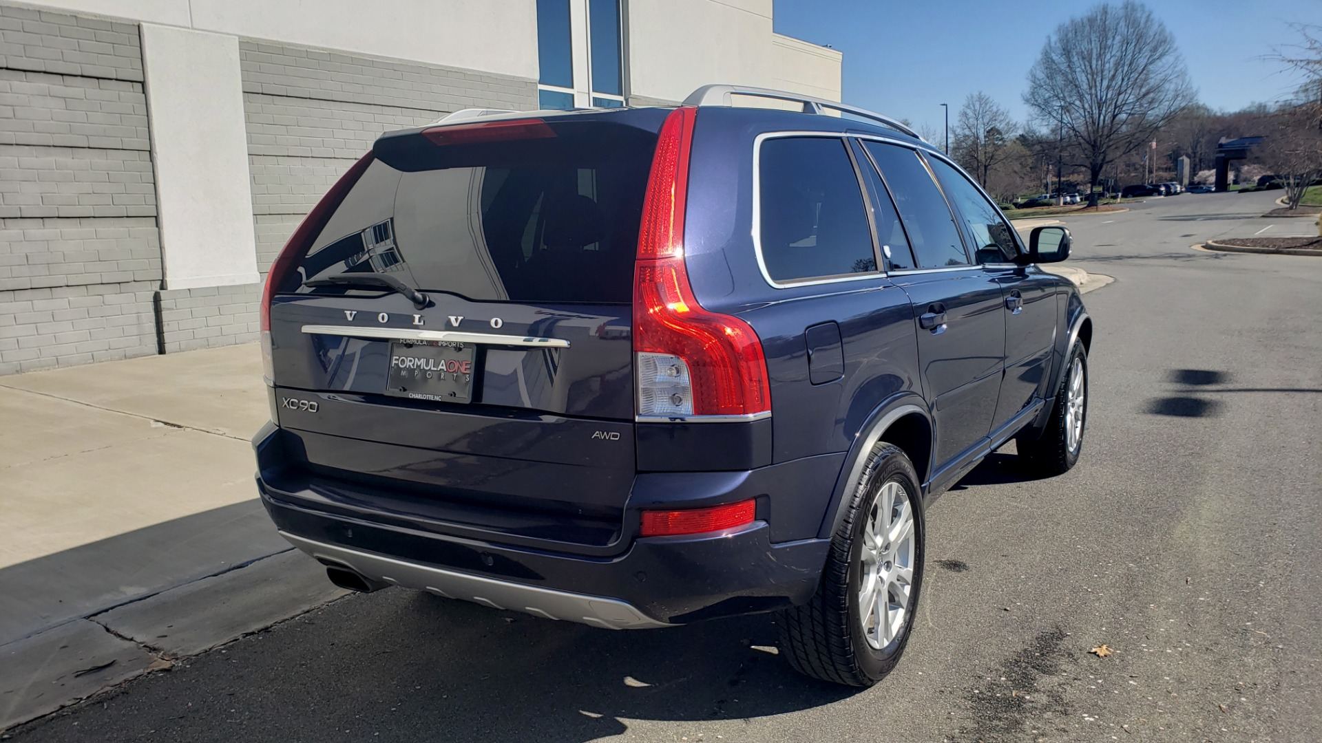 Used 2013 Volvo XC90 PREMIUM PLUS / AWD / HEATED SEATS / SUNROOF / 3-ROW / REARVIEW for sale $16,495 at Formula Imports in Charlotte NC 28227 2