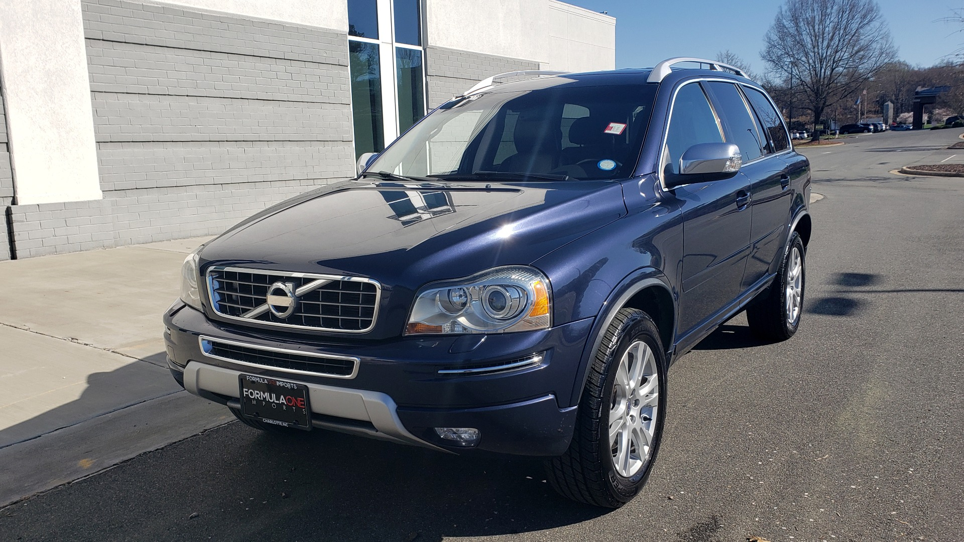 Used 2013 Volvo XC90 PREMIUM PLUS / AWD / HEATED SEATS / SUNROOF / 3-ROW / REARVIEW for sale $16,495 at Formula Imports in Charlotte NC 28227 5