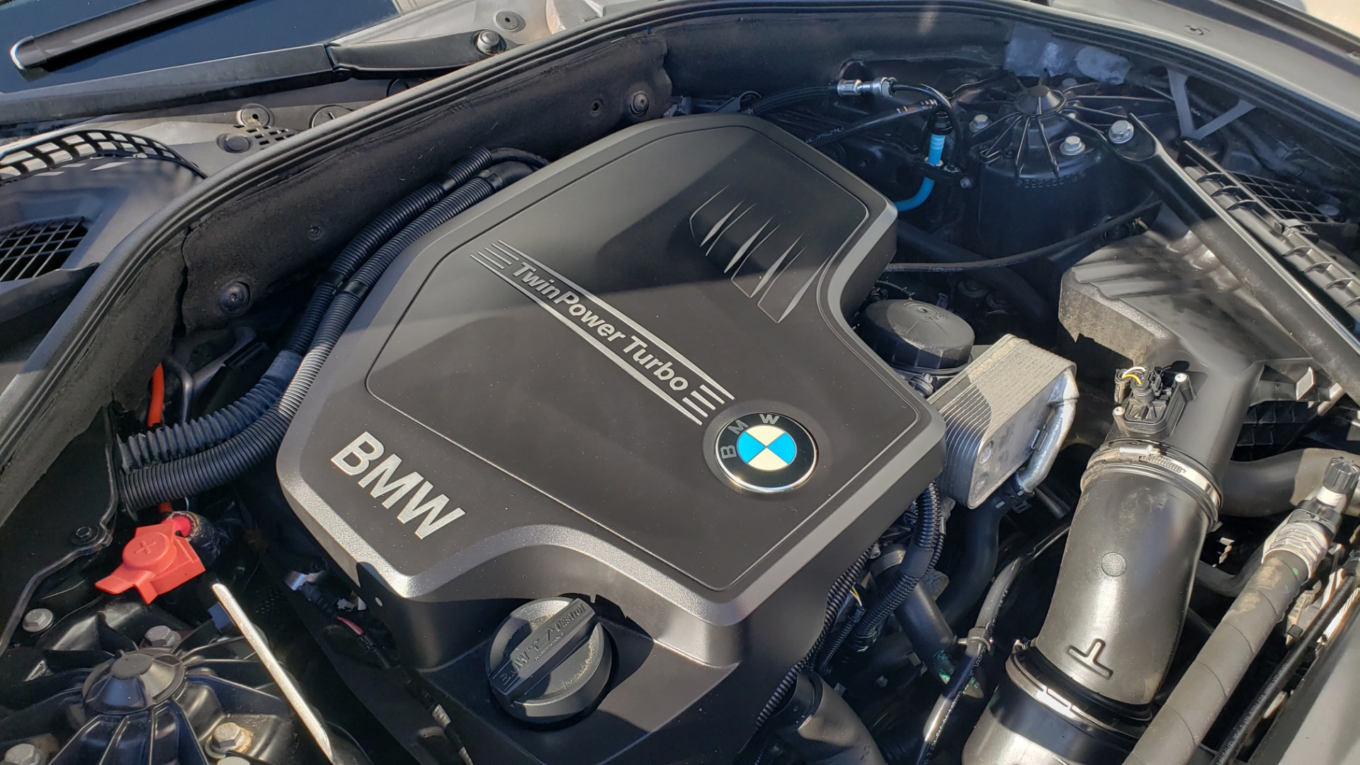 Used 2015 BMW 5 SERIES 528IXDRIVE PREMIUM / CLD WTHR / DRVR ASST PKG / HTD STS for sale Sold at Formula Imports in Charlotte NC 28227 11