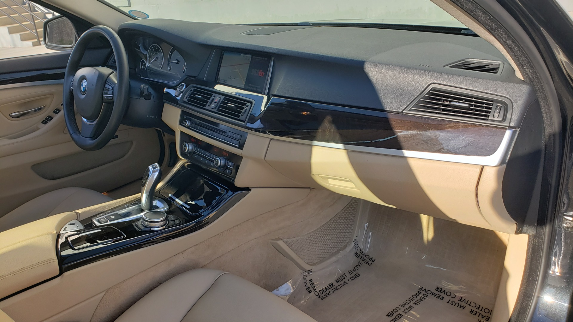 Used 2015 BMW 5 SERIES 528IXDRIVE PREMIUM / CLD WTHR / DRVR ASST PKG / HTD STS for sale Sold at Formula Imports in Charlotte NC 28227 56