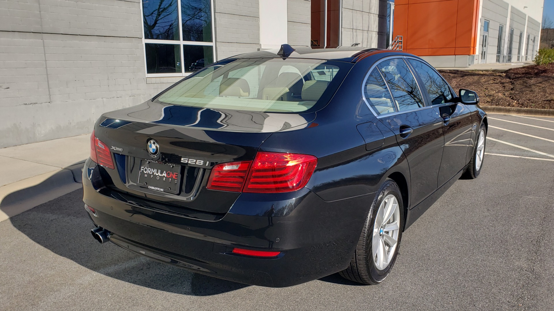 Used 2015 BMW 5 SERIES 528IXDRIVE PREMIUM / CLD WTHR / DRVR ASST PKG / HTD STS for sale Sold at Formula Imports in Charlotte NC 28227 6