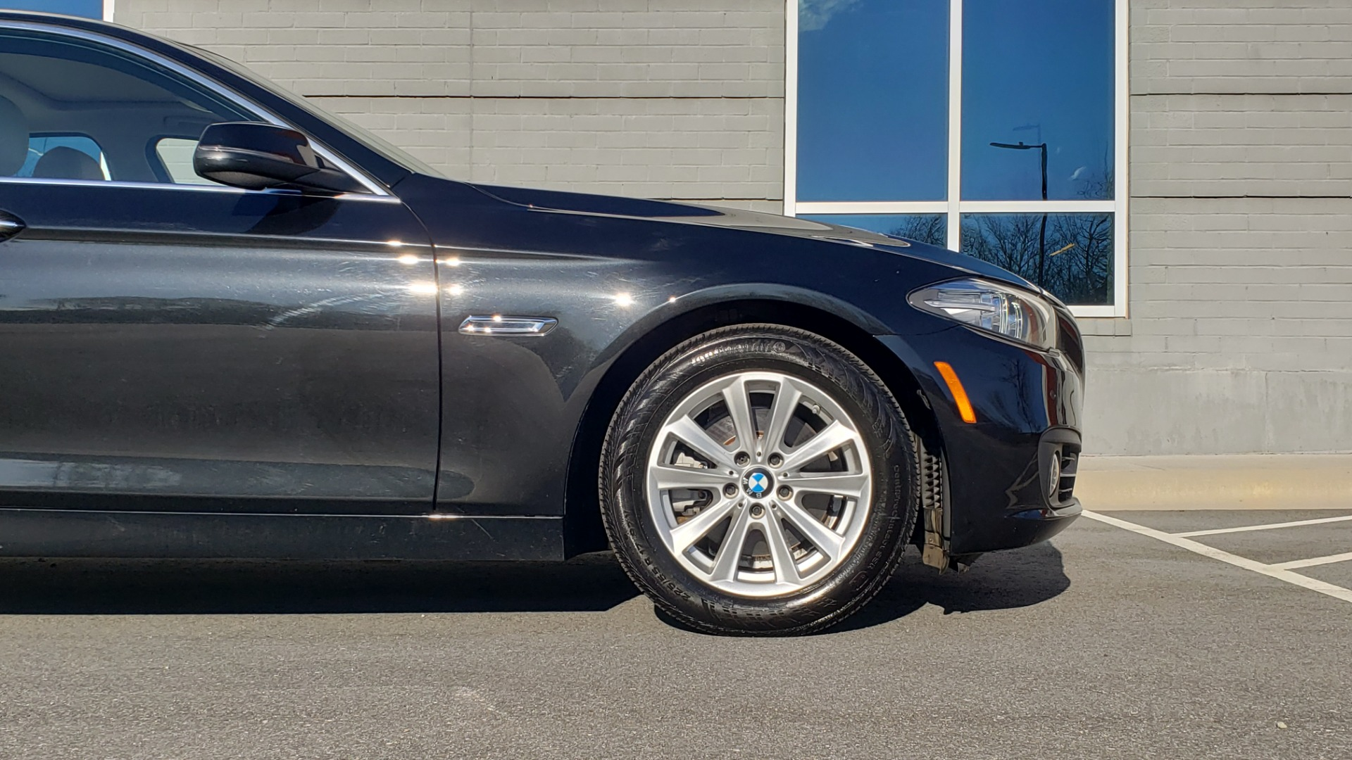 Used 2015 BMW 5 SERIES 528IXDRIVE PREMIUM / CLD WTHR / DRVR ASST PKG / HTD STS for sale Sold at Formula Imports in Charlotte NC 28227 67