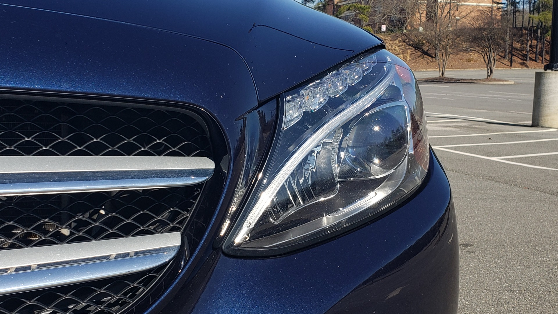 Used 2018 Mercedes-Benz C-CLASS C 300 PREMIUM / SUNROOF / BURMESTER / BSM / REARVIEW for sale $23,995 at Formula Imports in Charlotte NC 28227 20