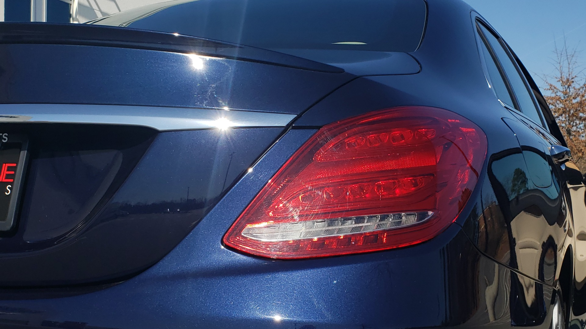 Used 2018 Mercedes-Benz C-CLASS C 300 PREMIUM / SUNROOF / BURMESTER / BSM / REARVIEW for sale $23,995 at Formula Imports in Charlotte NC 28227 25