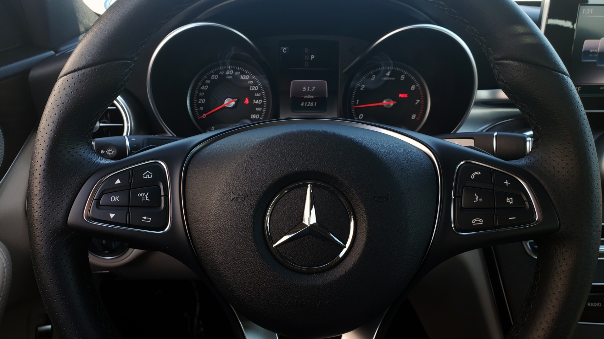 Used 2018 Mercedes-Benz C-CLASS C 300 PREMIUM / SUNROOF / BURMESTER / BSM / REARVIEW for sale $23,995 at Formula Imports in Charlotte NC 28227 33