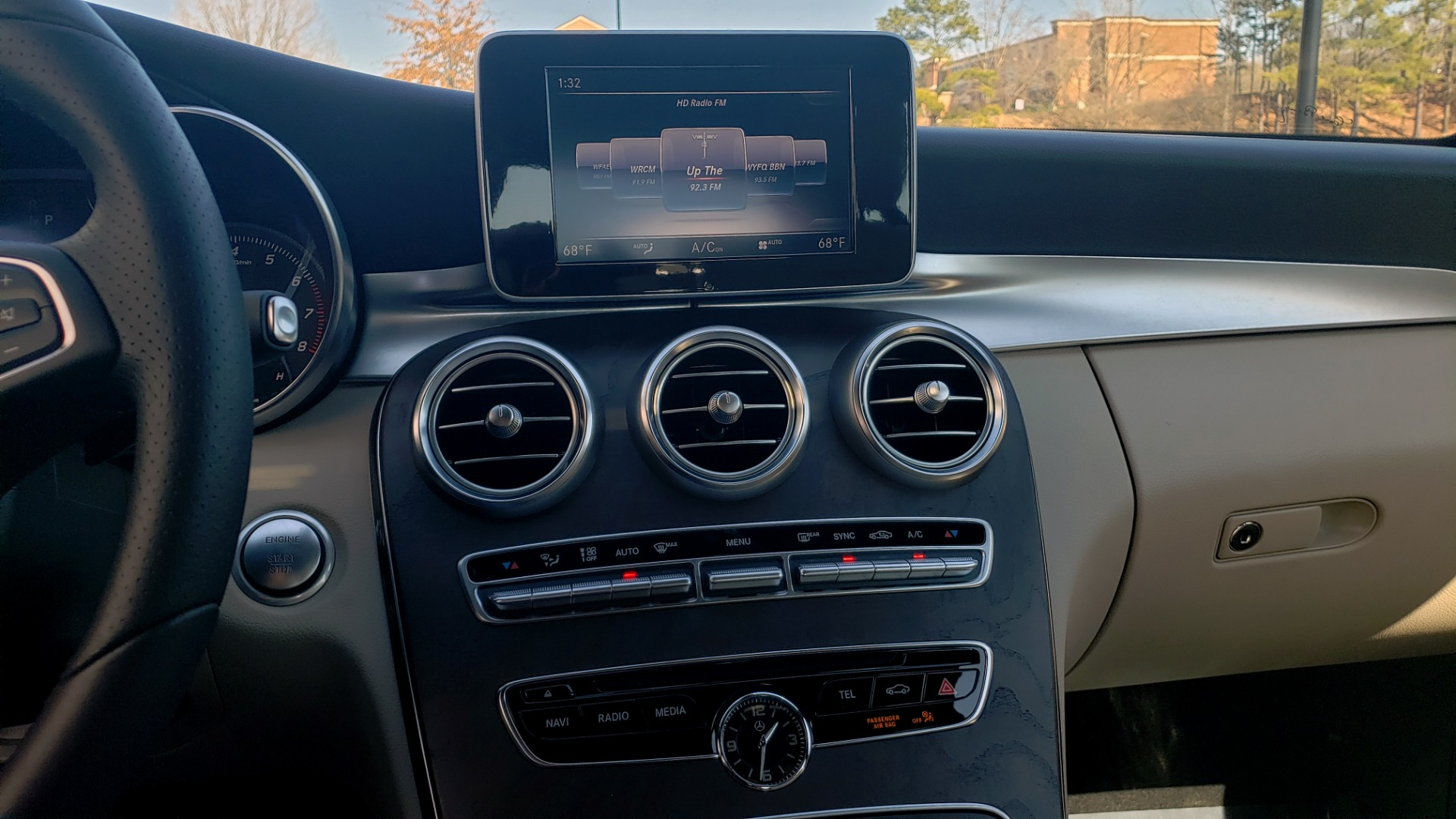 Used 2018 Mercedes-Benz C-CLASS C 300 PREMIUM / SUNROOF / BURMESTER / BSM / REARVIEW for sale $23,995 at Formula Imports in Charlotte NC 28227 38