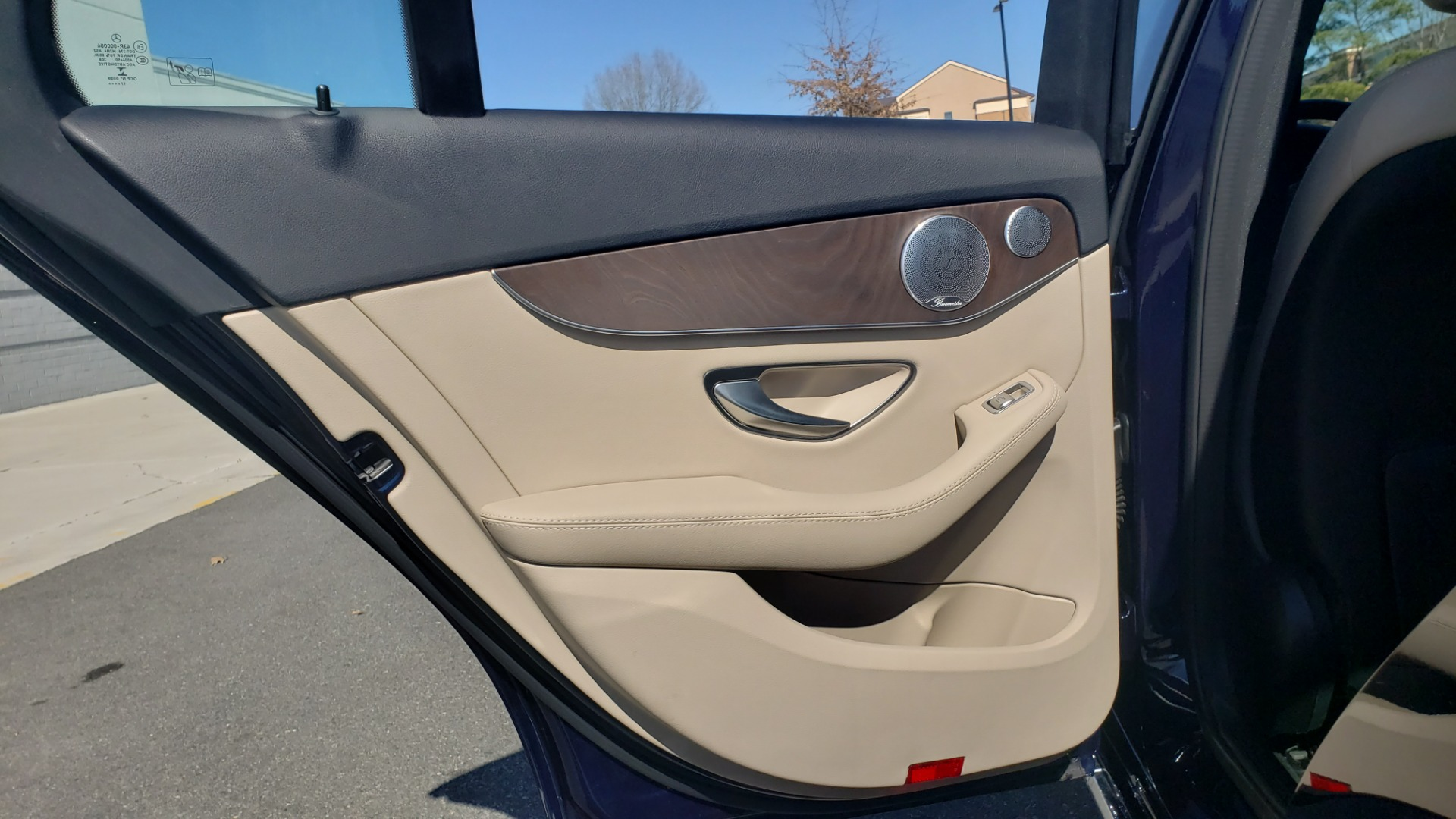 Used 2018 Mercedes-Benz C-CLASS C 300 PREMIUM / SUNROOF / BURMESTER / BSM / REARVIEW for sale $23,995 at Formula Imports in Charlotte NC 28227 51