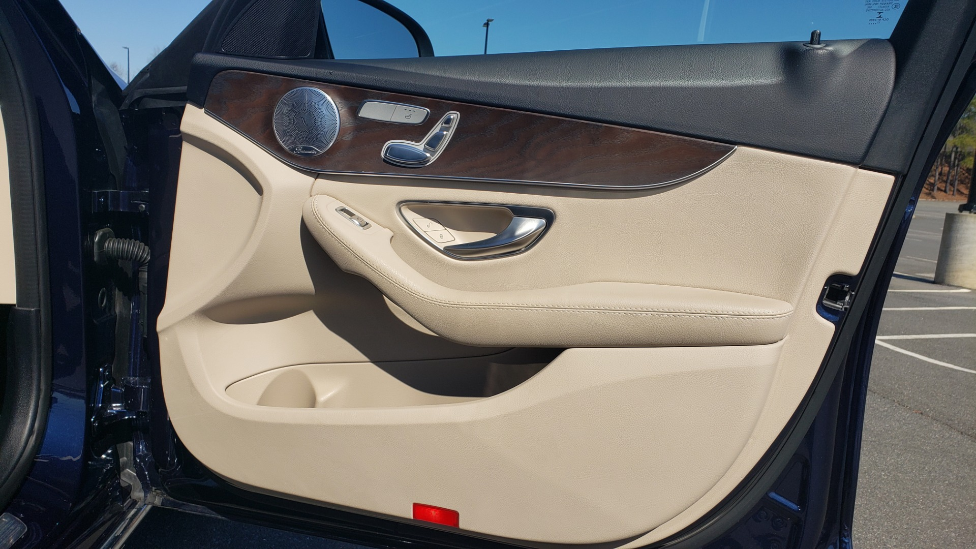 Used 2018 Mercedes-Benz C-CLASS C 300 PREMIUM / SUNROOF / BURMESTER / BSM / REARVIEW for sale $23,995 at Formula Imports in Charlotte NC 28227 56