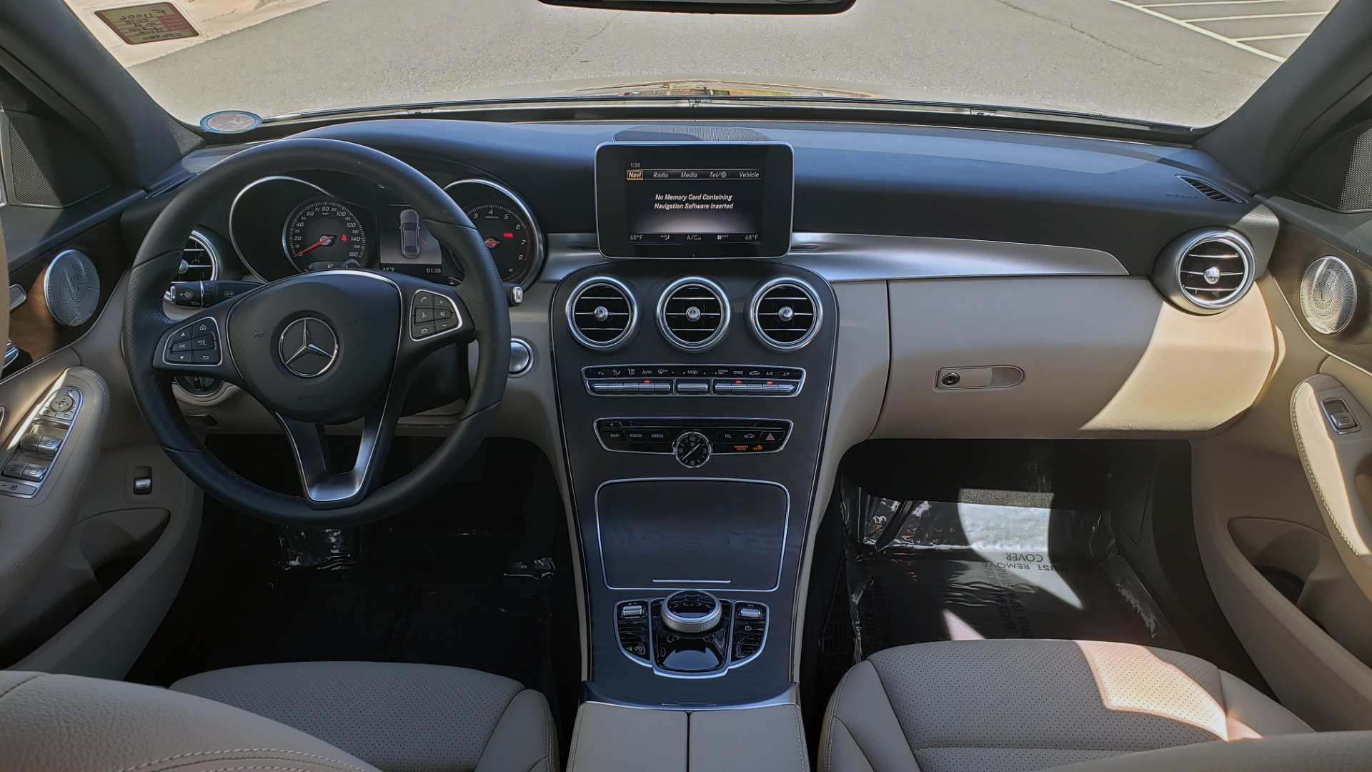 Used 2018 Mercedes-Benz C-CLASS C 300 PREMIUM / SUNROOF / BURMESTER / BSM / REARVIEW for sale $23,995 at Formula Imports in Charlotte NC 28227 68