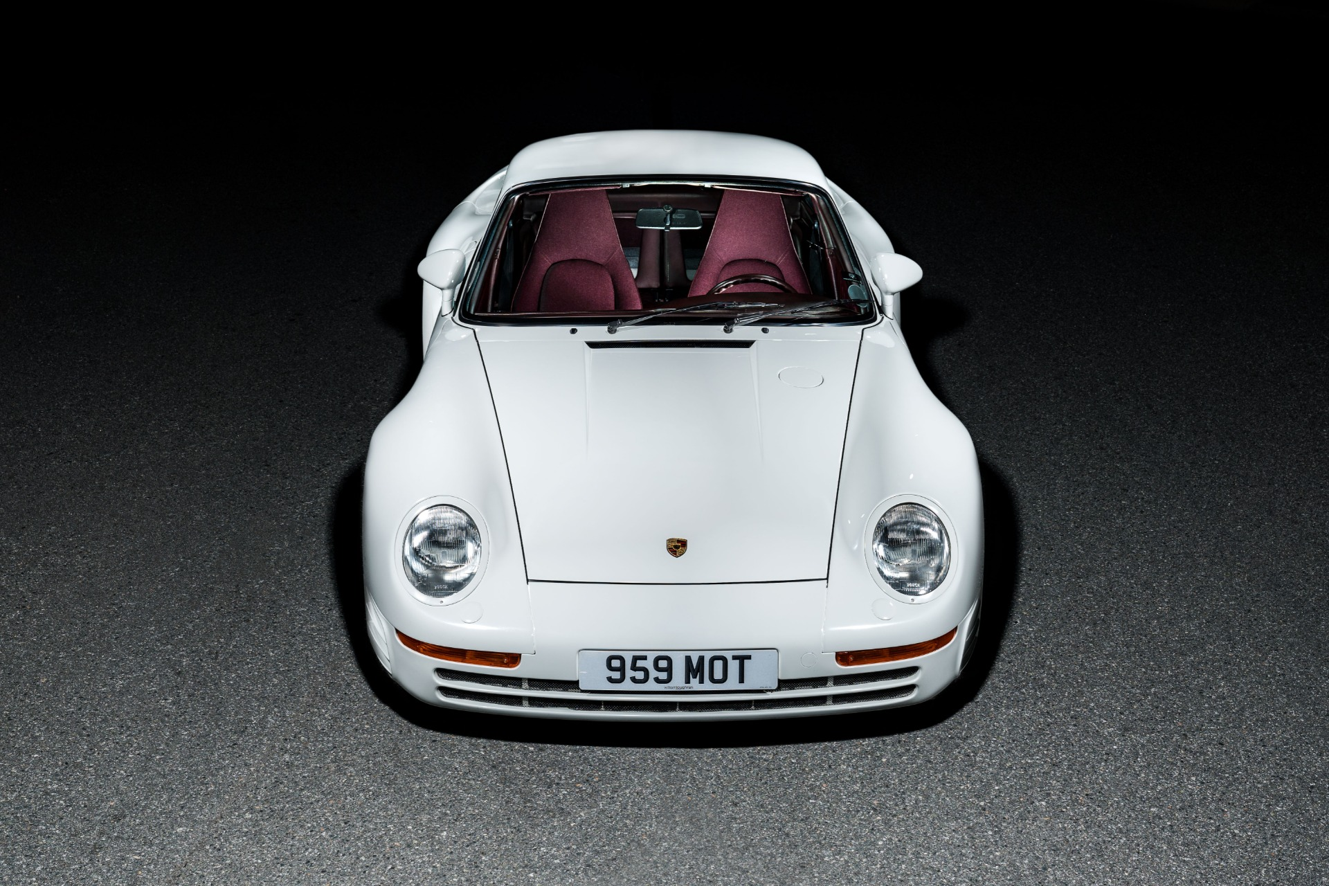 Used 1988 Porsche 959 KOMFORT COUPE / AWD / 6-SPEED MANUAL / ORIGINAL SUPERCAR for sale $1,399,999 at Formula Imports in Charlotte NC 28227 22