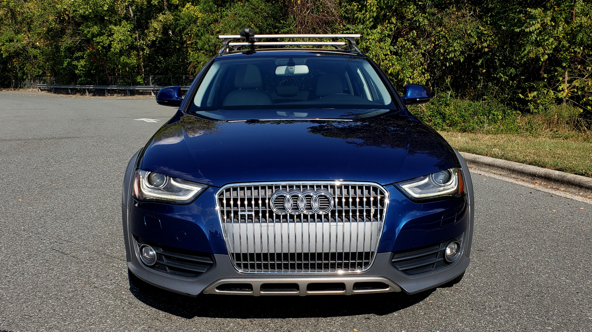 Used 2015 Audi ALLROADS PREMIUM / SUNROOF / ROOF-RACK / 18 INCH WHEELS for sale Sold at Formula Imports in Charlotte NC 28227 19