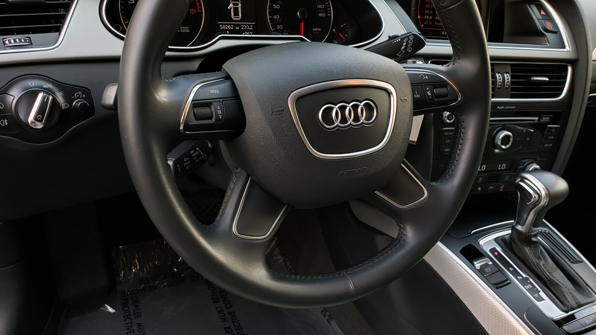 Used 2015 Audi ALLROADS PREMIUM / SUNROOF / ROOF-RACK / 18 INCH WHEELS for sale Sold at Formula Imports in Charlotte NC 28227 39